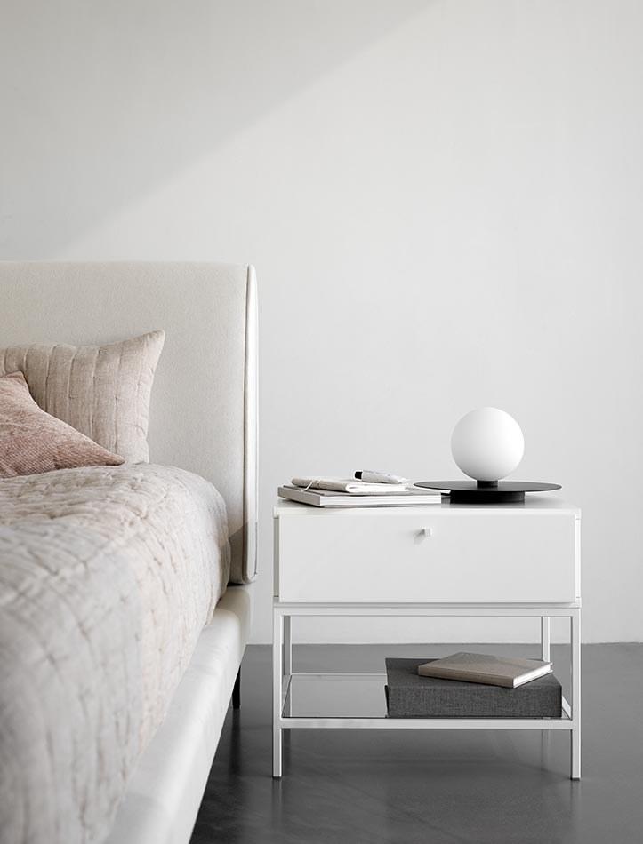 Night stands - Bordeaux nightstand