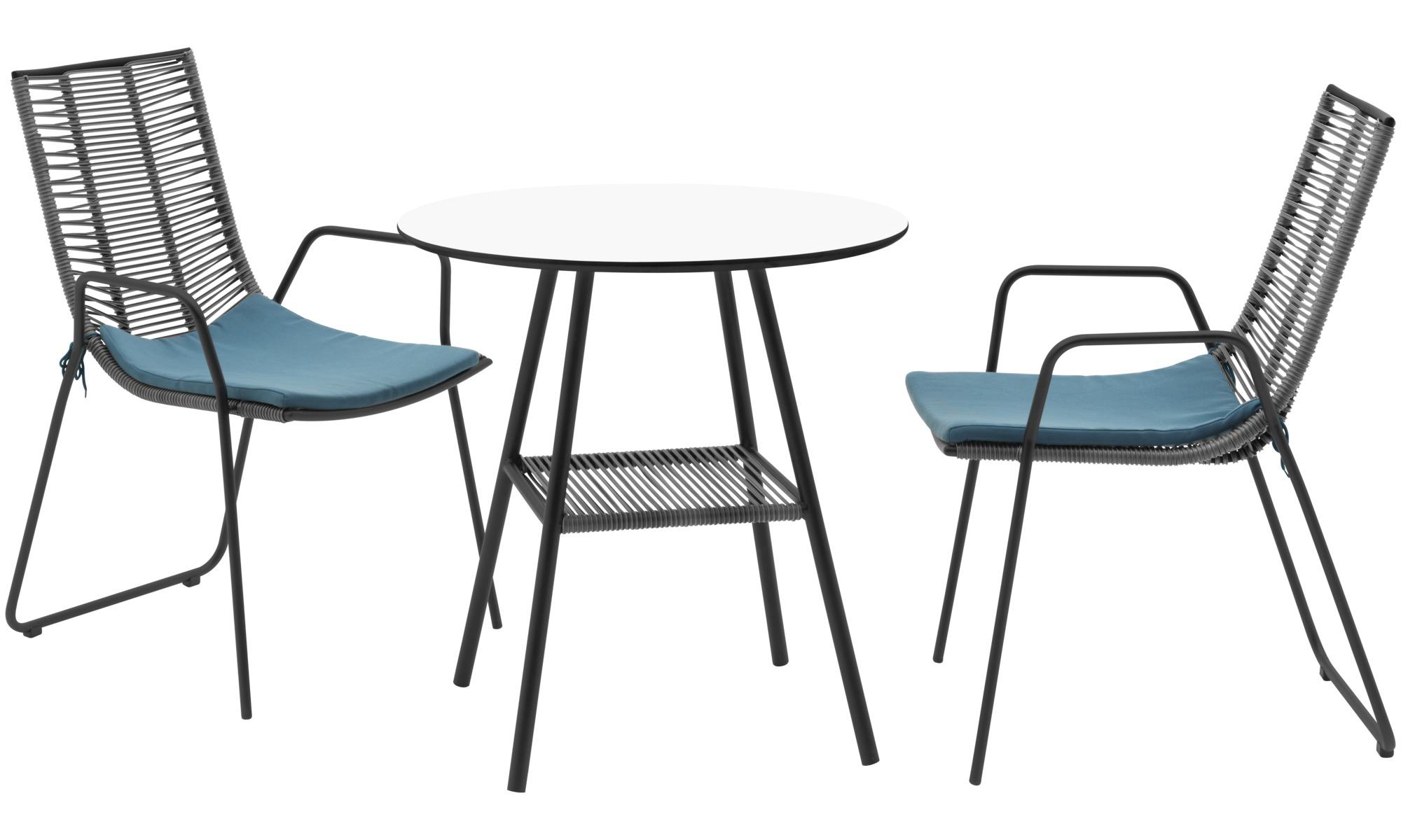 esszimmerst hle elba stuhl f r den innen und au enbereich geeignet boconcept. Black Bedroom Furniture Sets. Home Design Ideas