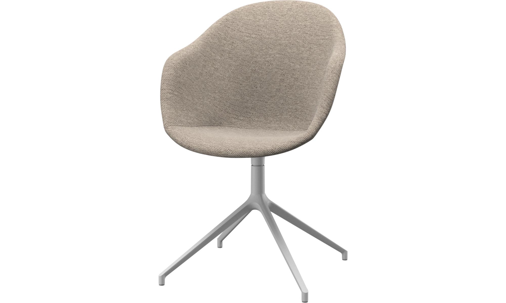 Home Office-Schreibtischstühle - Adelaide Stuhl mit Drehfunktion - Beige - Stoff