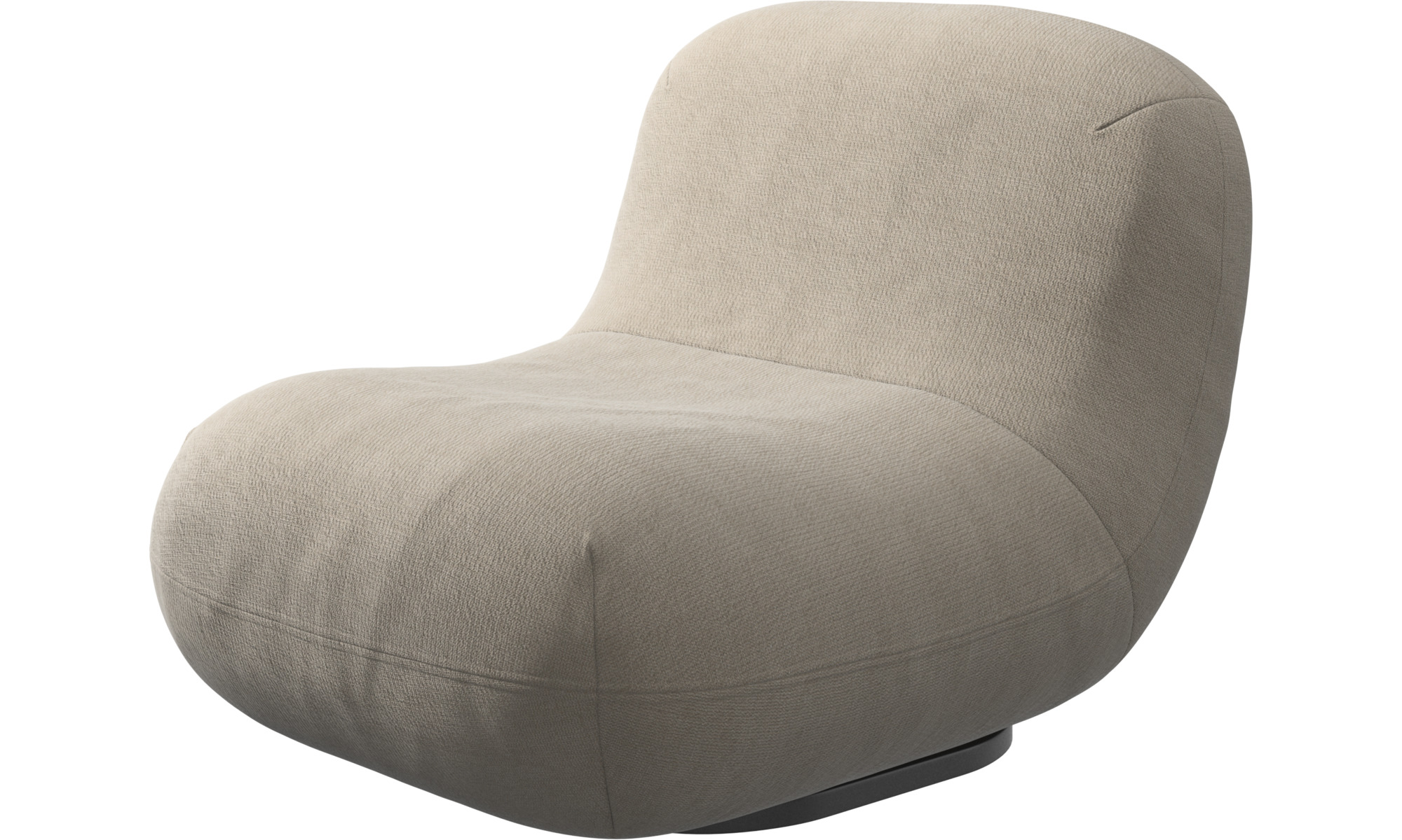 Armchairs - Chelsea chair - Beige - Fabric