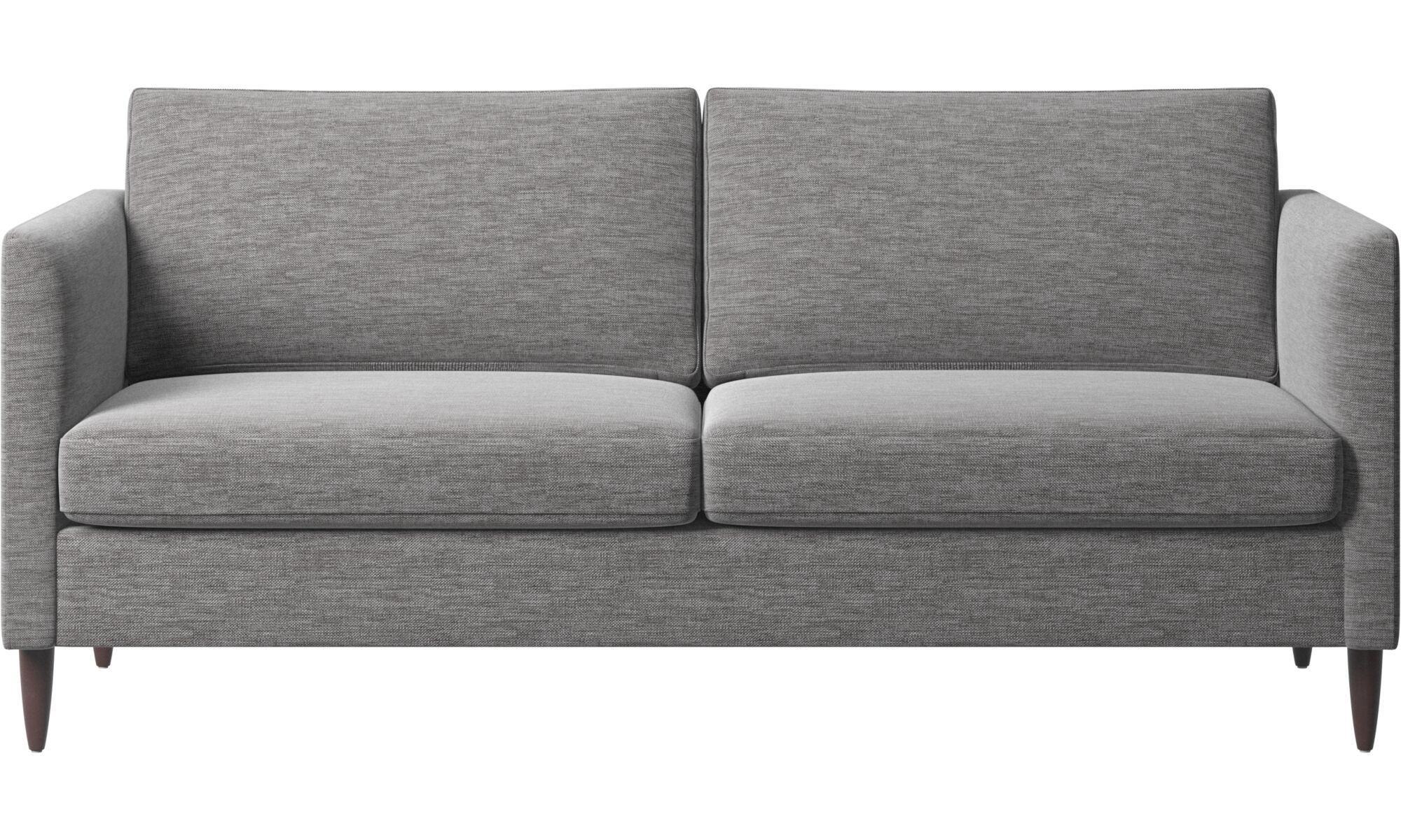 2½ personers sofaer - Indivi sofa - Grå - Stof