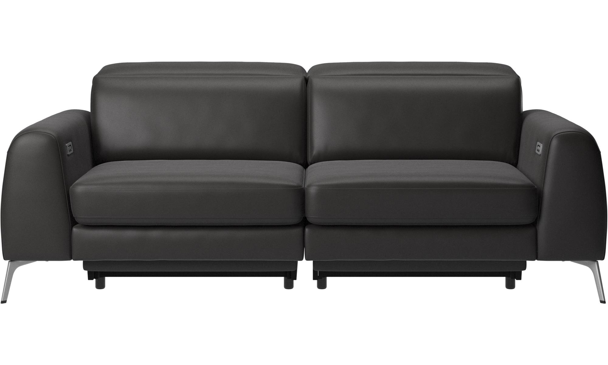 3 Seater Sofas Madison Sofa With Electric Seat Head And