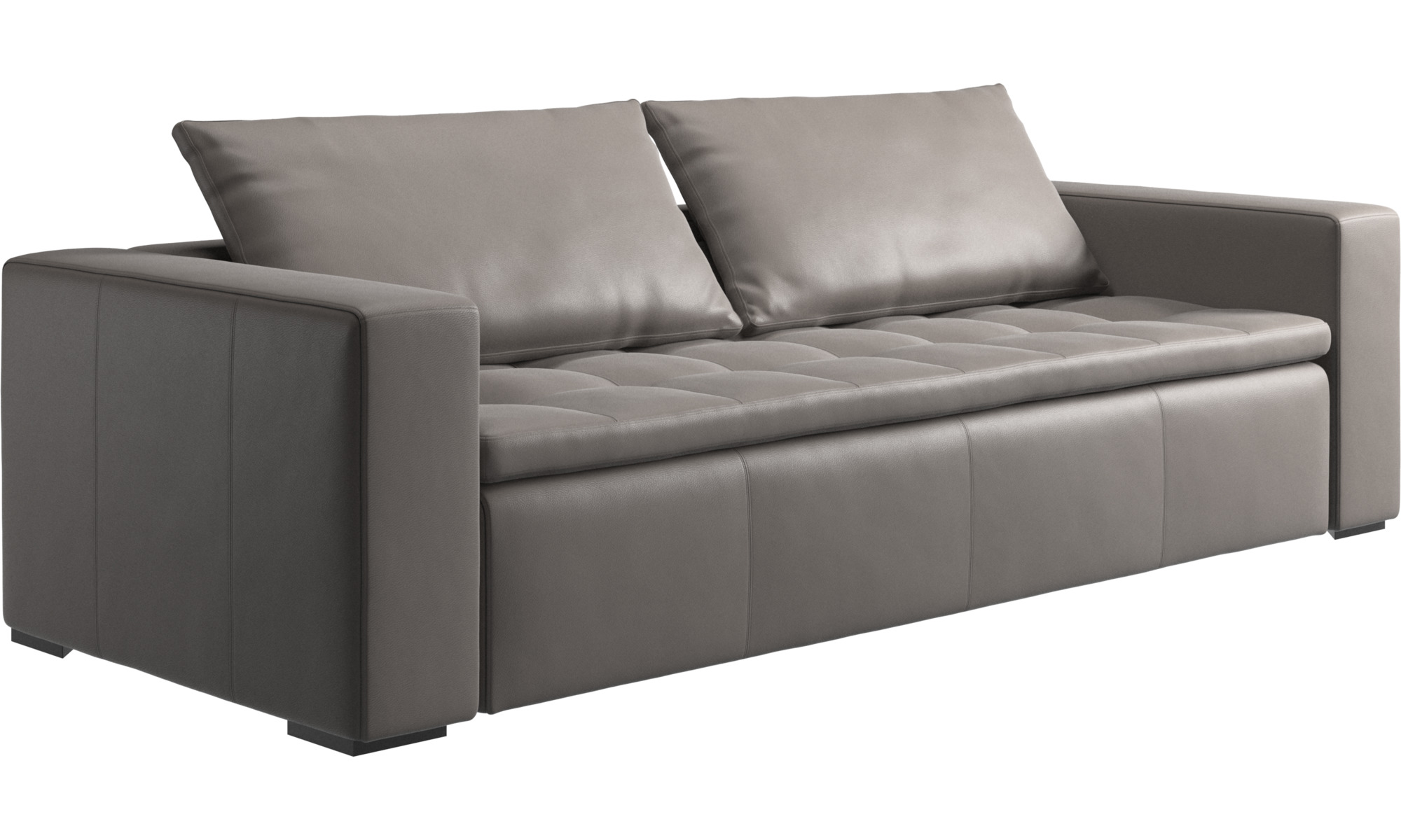 mezzo sofa 2 5 seater sofas mezzo sofa boconcept thesofa. Black Bedroom Furniture Sets. Home Design Ideas