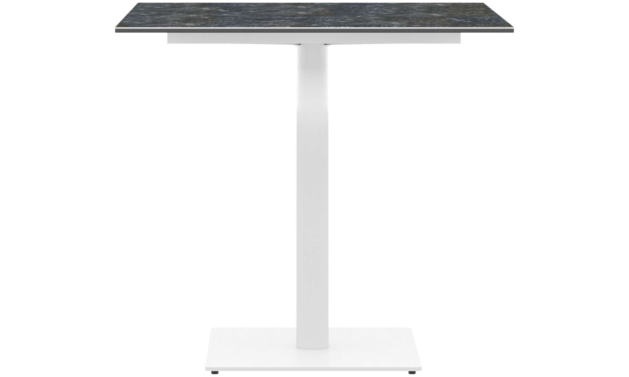 Outdoor tables - Torino outdoor table - square - Grey