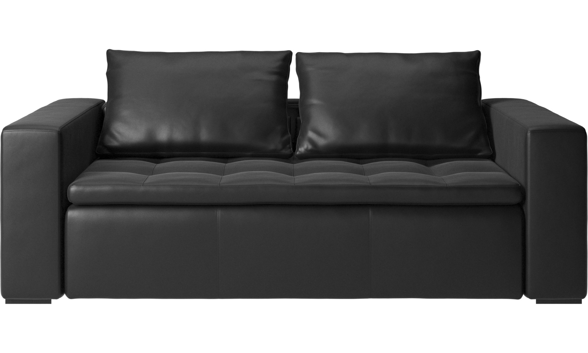 2 5 seater sofas mezzo sofa boconcept. Black Bedroom Furniture Sets. Home Design Ideas