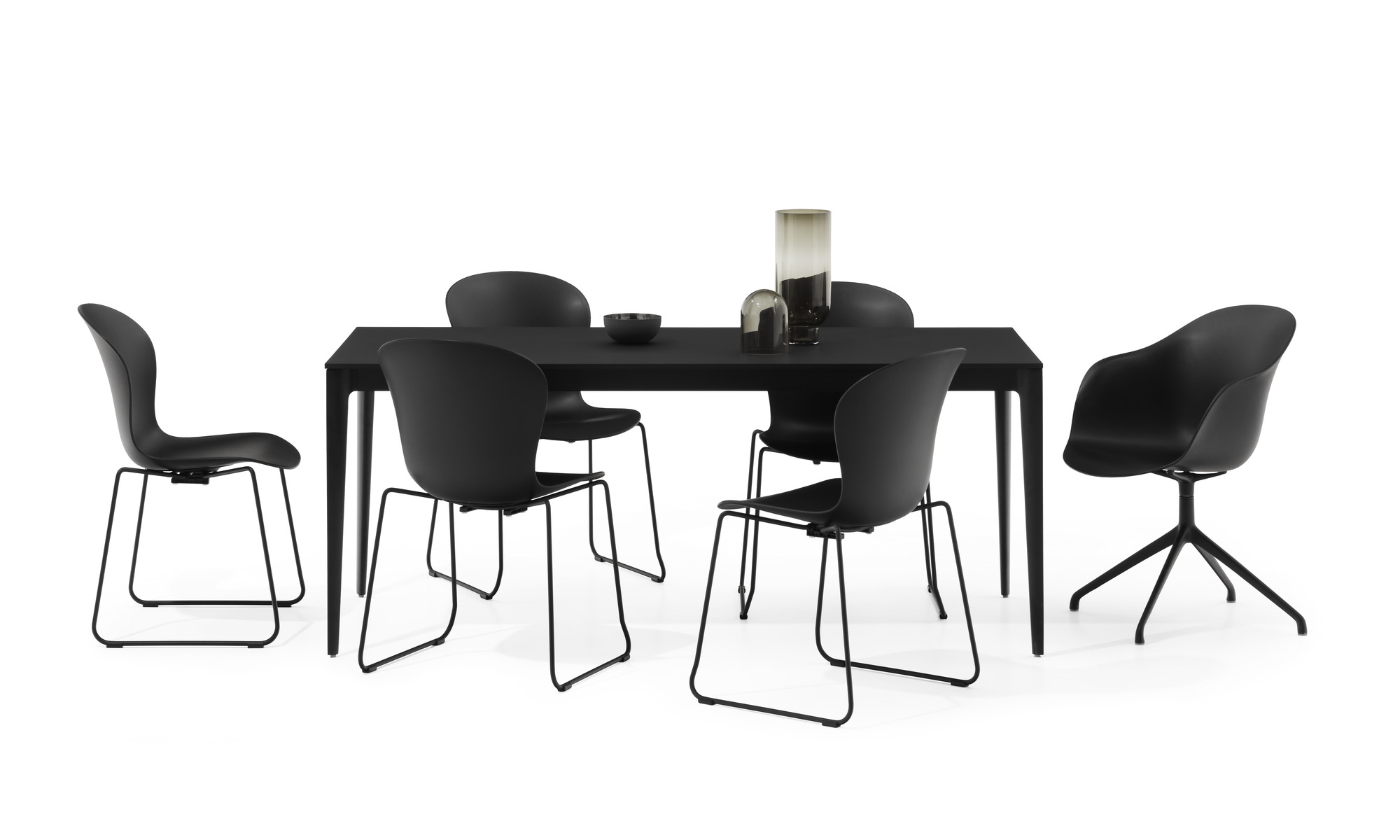 Enjoyable Dining Tables Torino Conference Dining Table Boconcept Uwap Interior Chair Design Uwaporg
