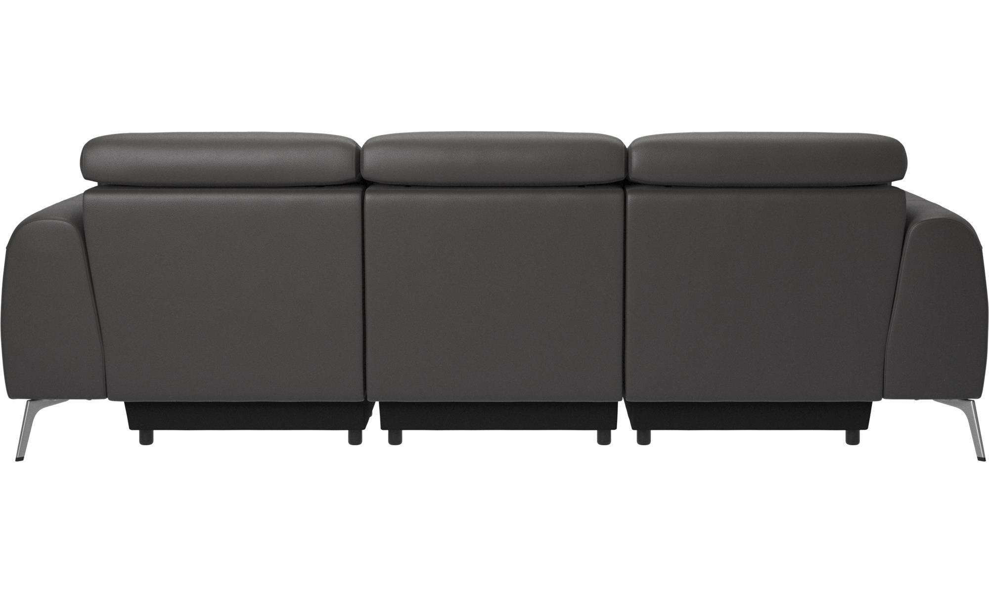 3 sitzer sofas madison sofa mit verstellbarer kopfst tze boconcept. Black Bedroom Furniture Sets. Home Design Ideas