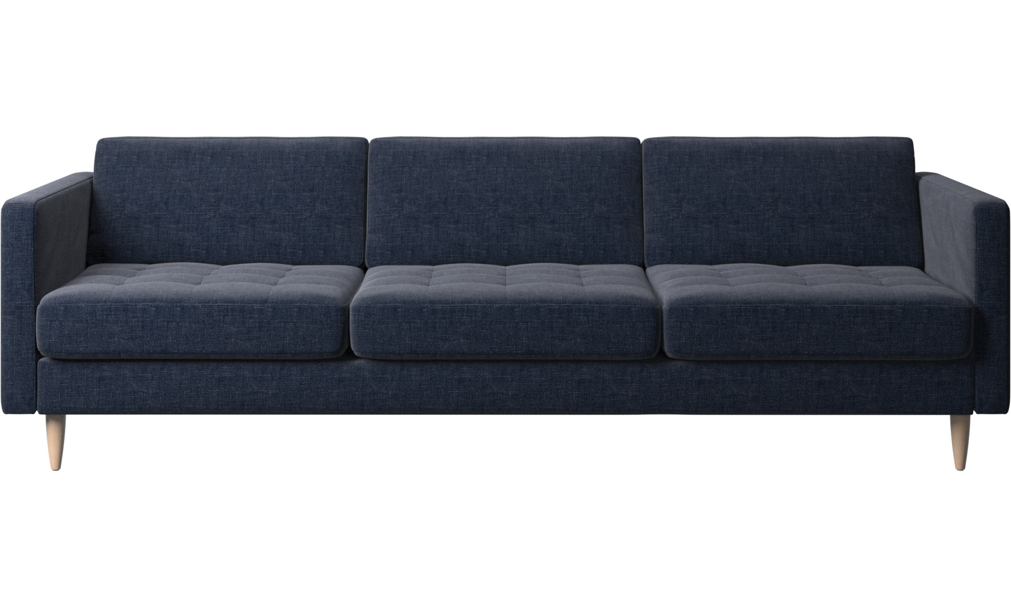 3 seater sofas osaka sofa tufted seat boconcept. Black Bedroom Furniture Sets. Home Design Ideas