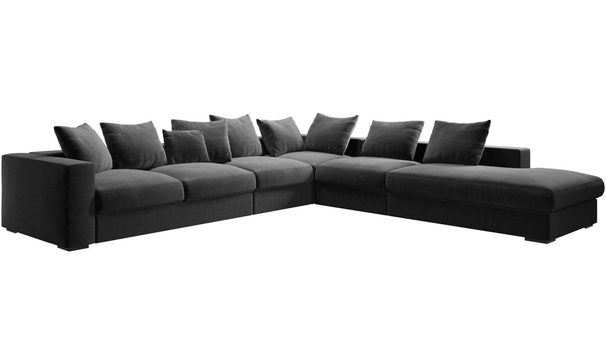 canap s avec m ridienne canap d 39 angle cenova avec. Black Bedroom Furniture Sets. Home Design Ideas