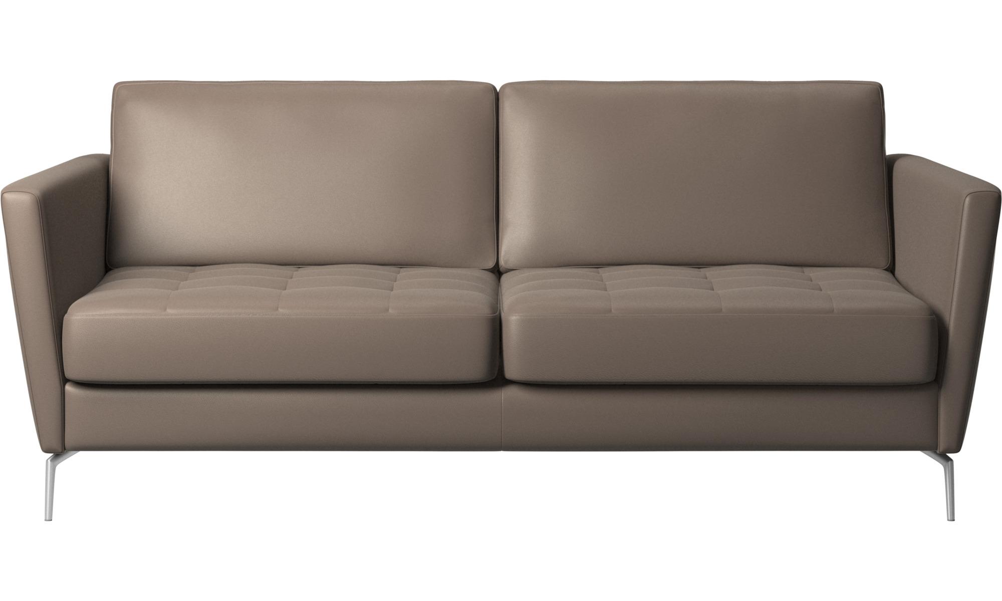 Grey Leather Sofas Boconcept
