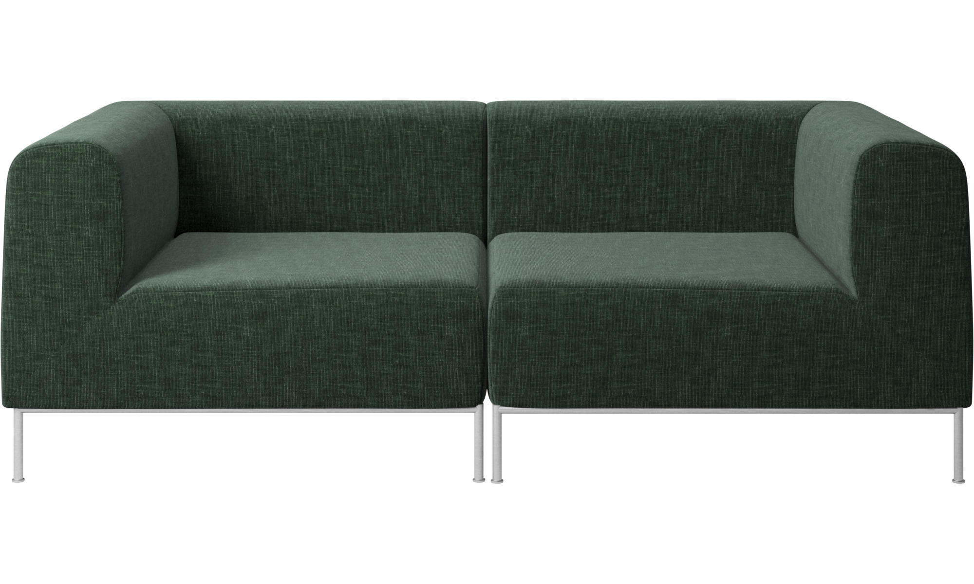 Modular Sofas Miami Sofa Green Fabric
