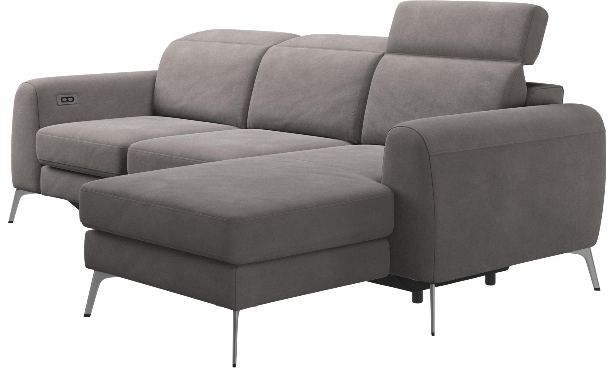 canap s 3 places canap madison avec module chaise longue et appuie t te r glables boconcept. Black Bedroom Furniture Sets. Home Design Ideas