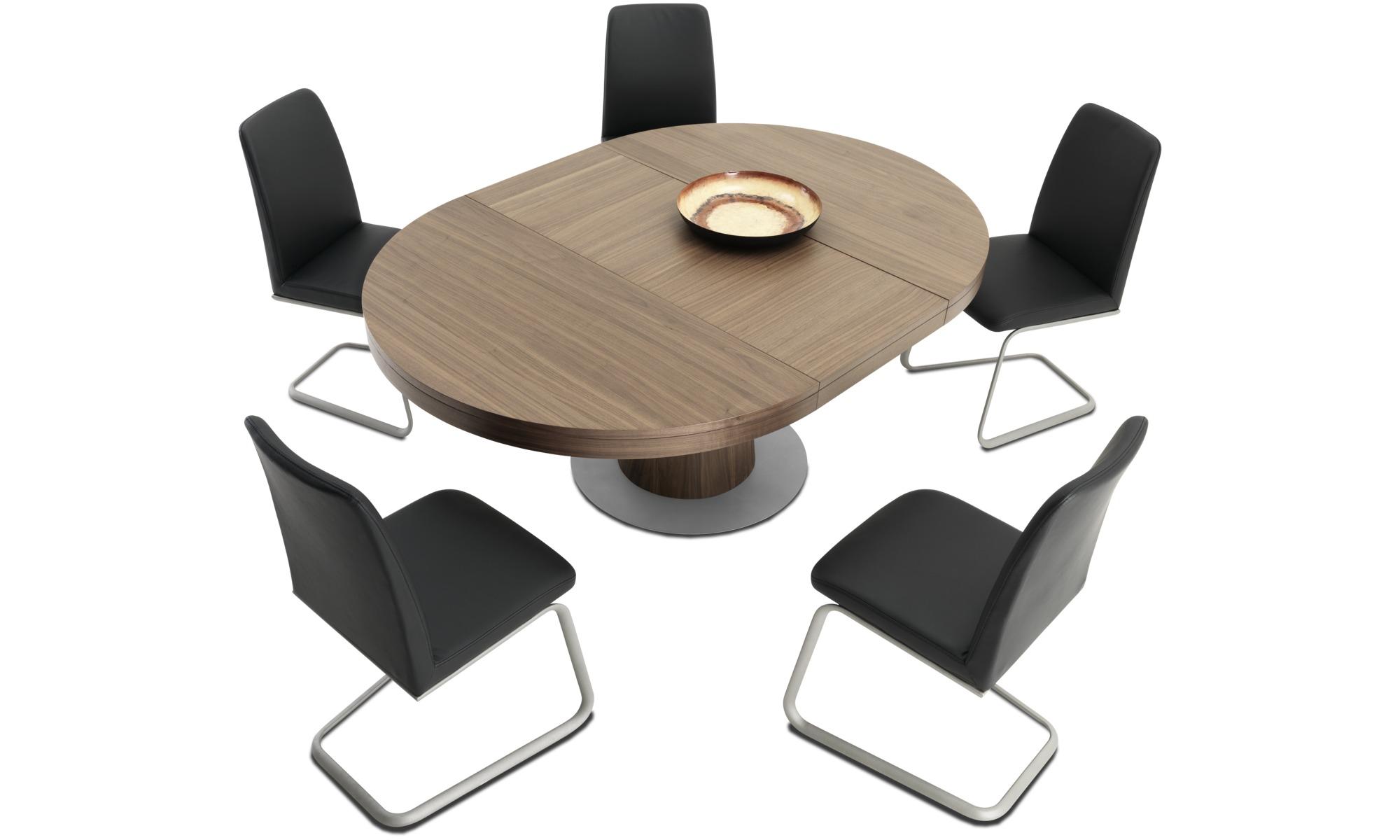 Fabelaktig Dining tables - Granada table with supplementary tabletop - BoConcept VN-45