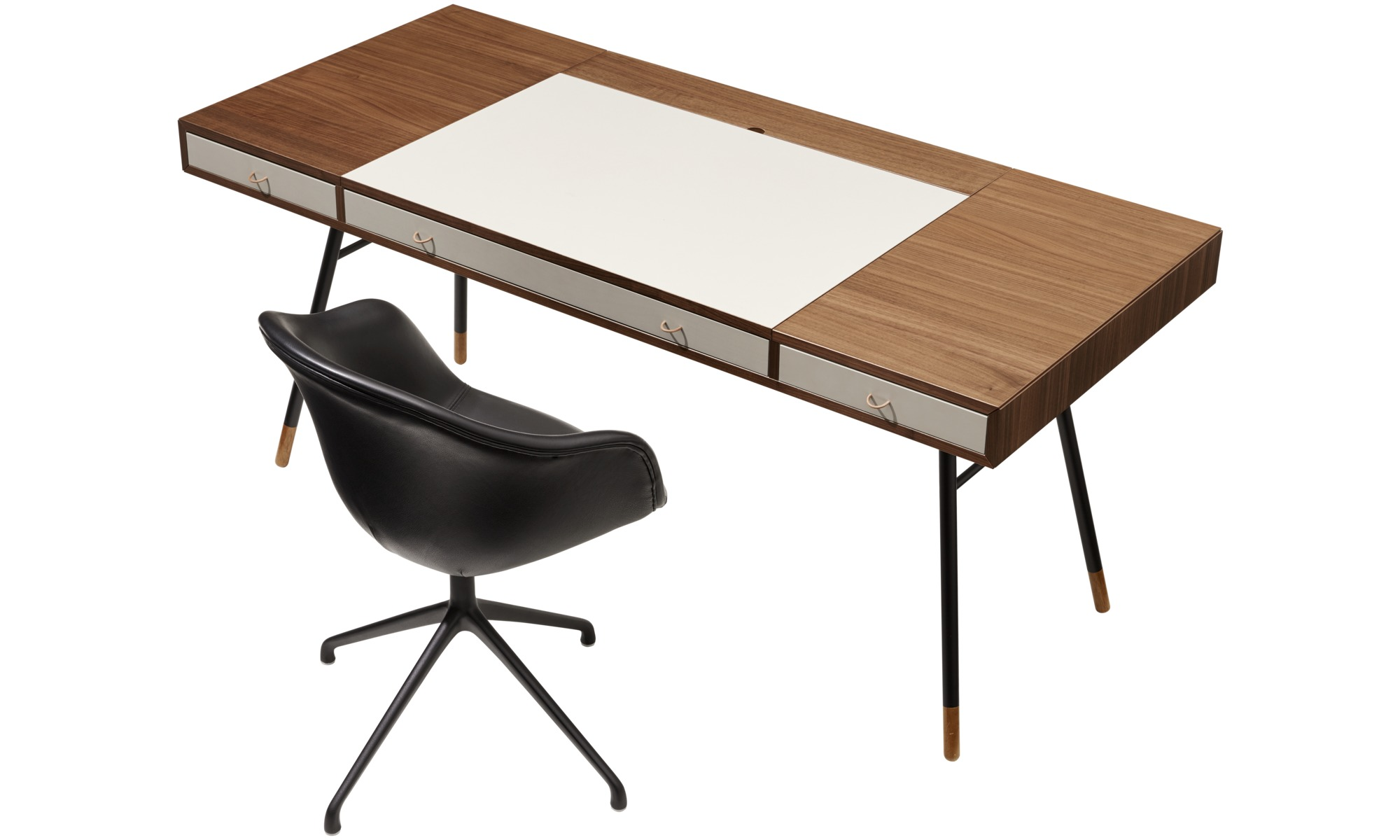 desks cupertino desk boconcept. Black Bedroom Furniture Sets. Home Design Ideas