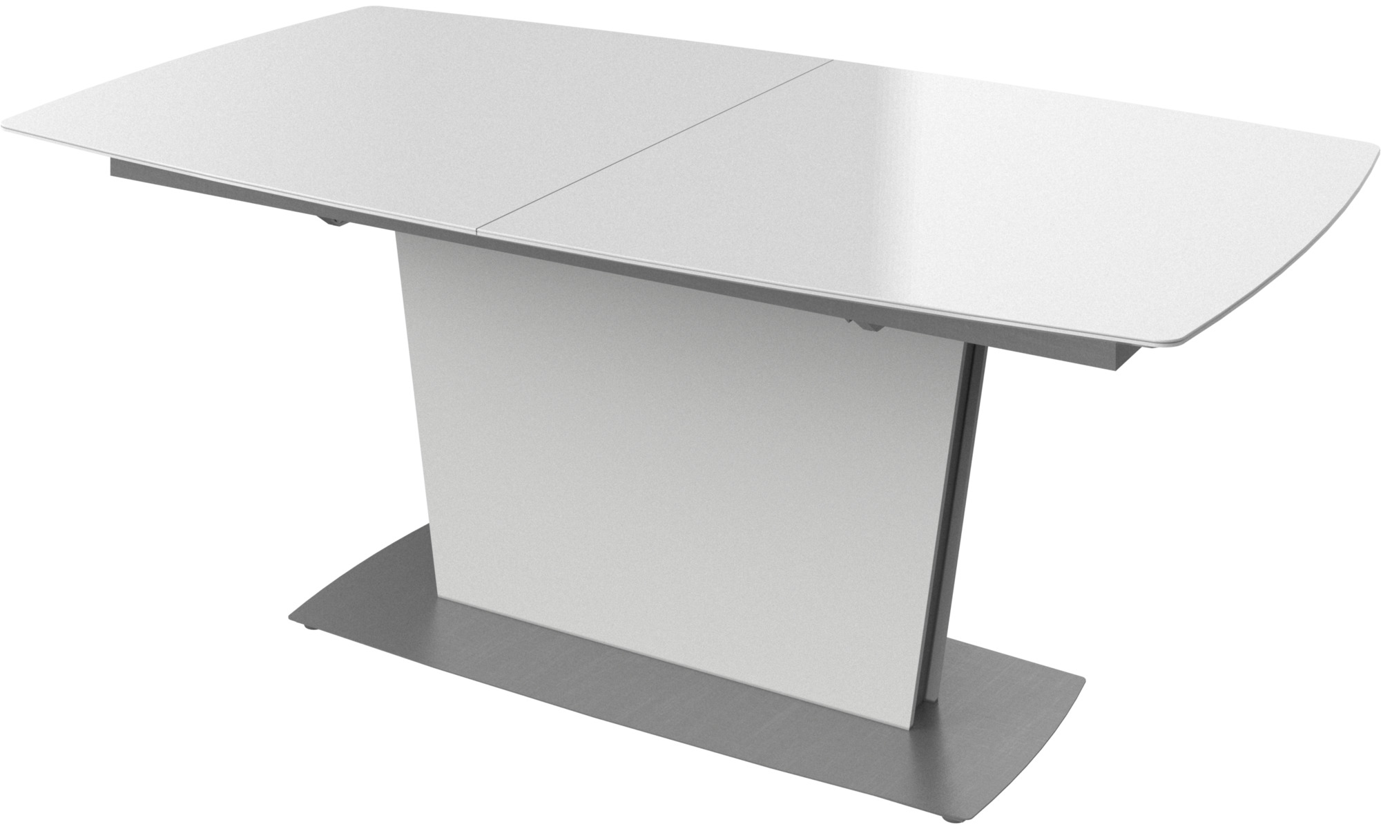 Extendable dining table table milano avec allonge s boconcept - Table bo concept occasion ...
