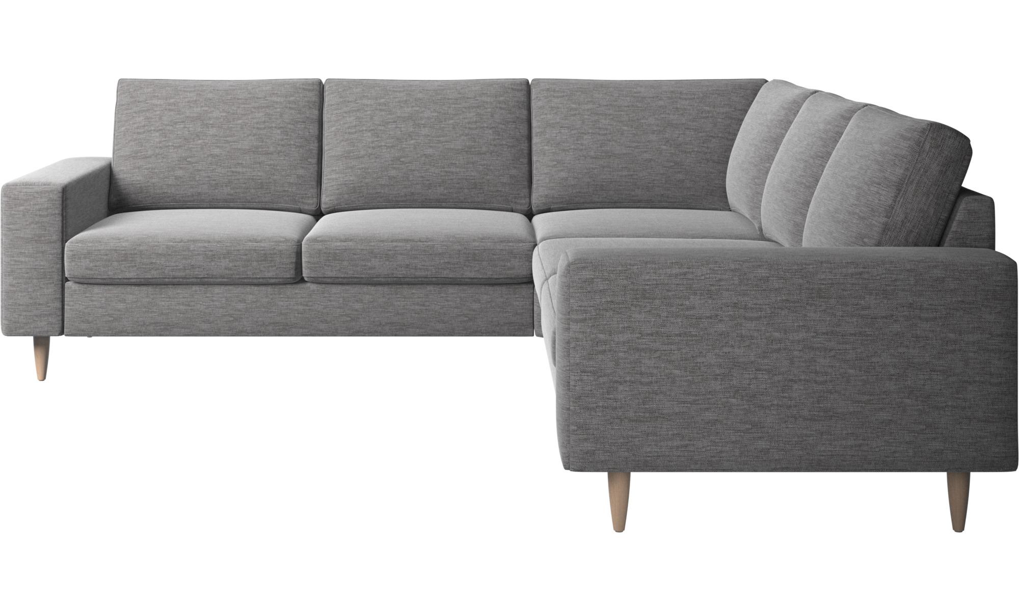 sofa indivi 2 ecksofa boconcept. Black Bedroom Furniture Sets. Home Design Ideas