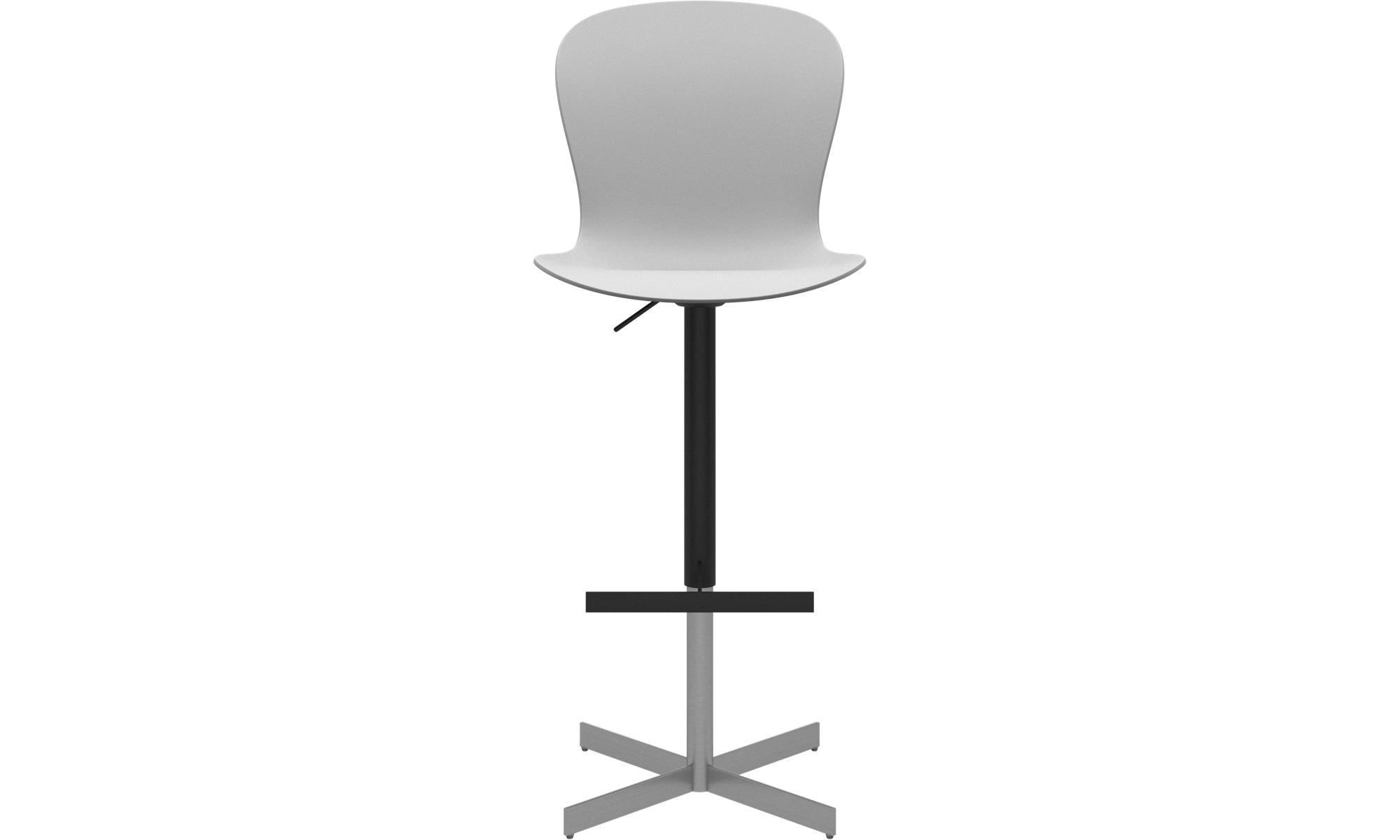 Tabourets de bar - chaise de bar ajustable Adelaide - BoConcept on