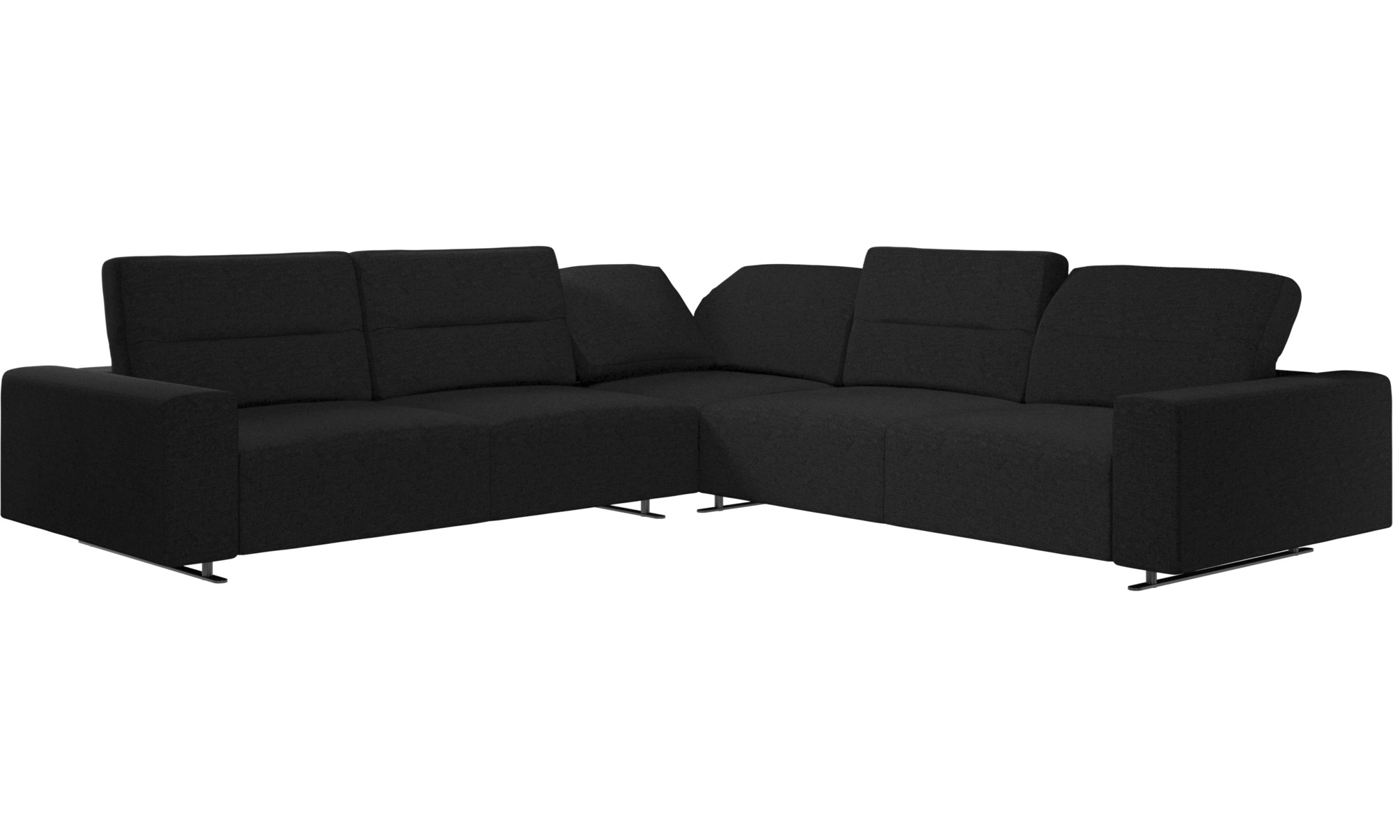canap s d 39 angle canap d 39 angle hampton avec dossier ajustable boconcept. Black Bedroom Furniture Sets. Home Design Ideas