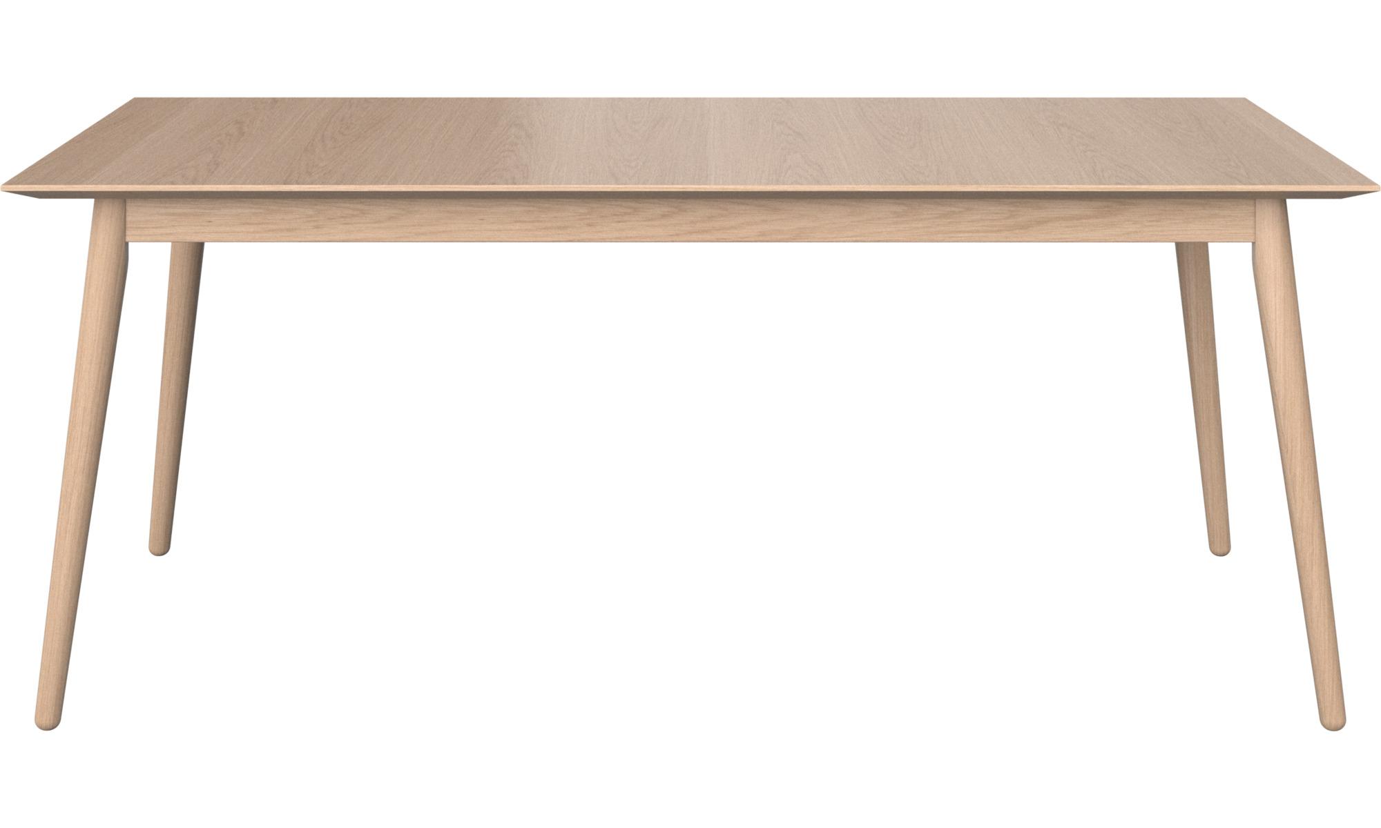 Dining tables - Milano table - rectangular - Brown - Oak