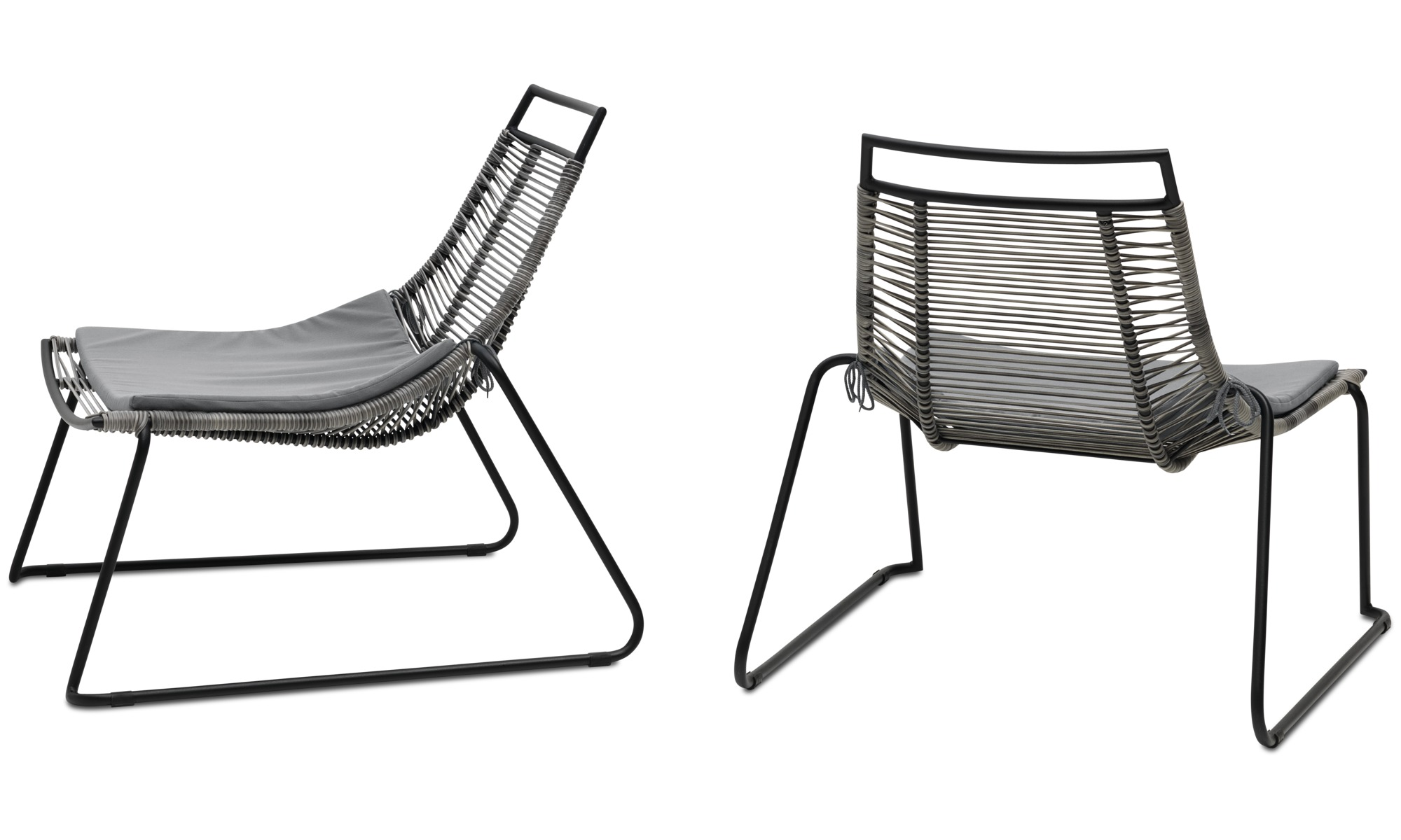 Ypperlig Outdoor chairs - Elba Lounge chair (for in- and outdoor use SN-51
