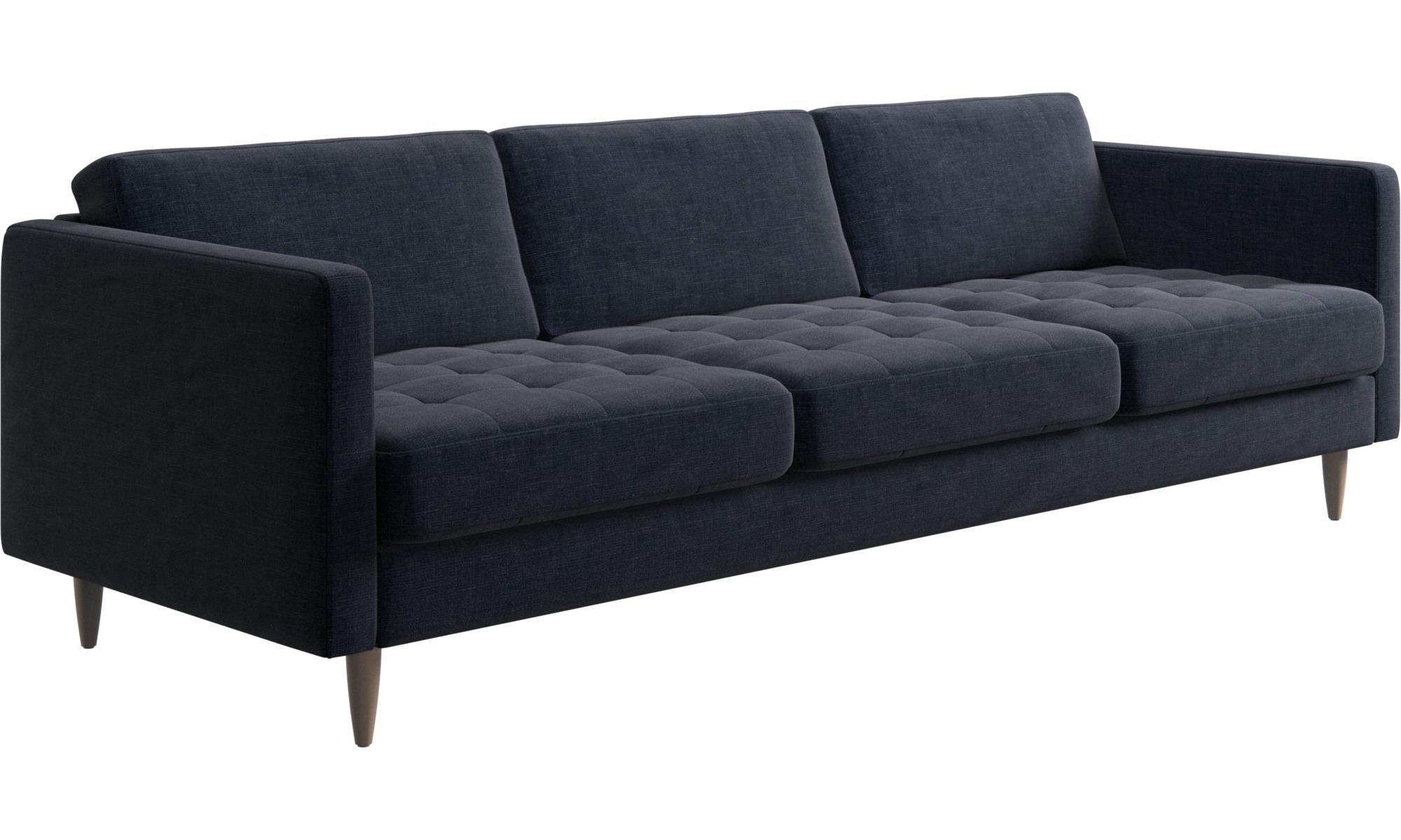 3 seter sofa osaka sofa tuftet sete boconcept. Black Bedroom Furniture Sets. Home Design Ideas