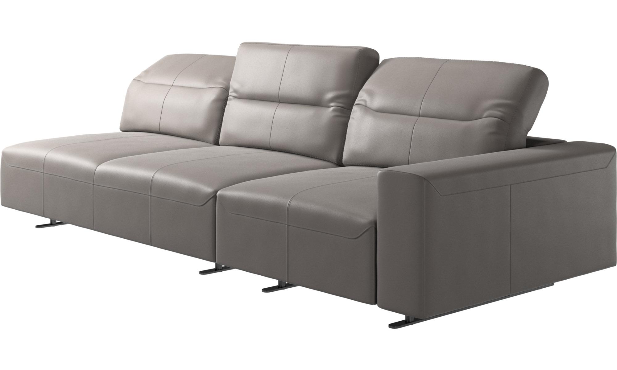 3 sitzer sofas hampton sofa mit verstellbarer. Black Bedroom Furniture Sets. Home Design Ideas
