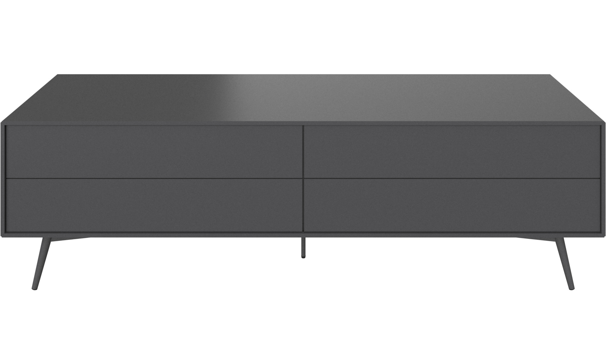 Fermo Media Unit With Drop Down Door And Drawer