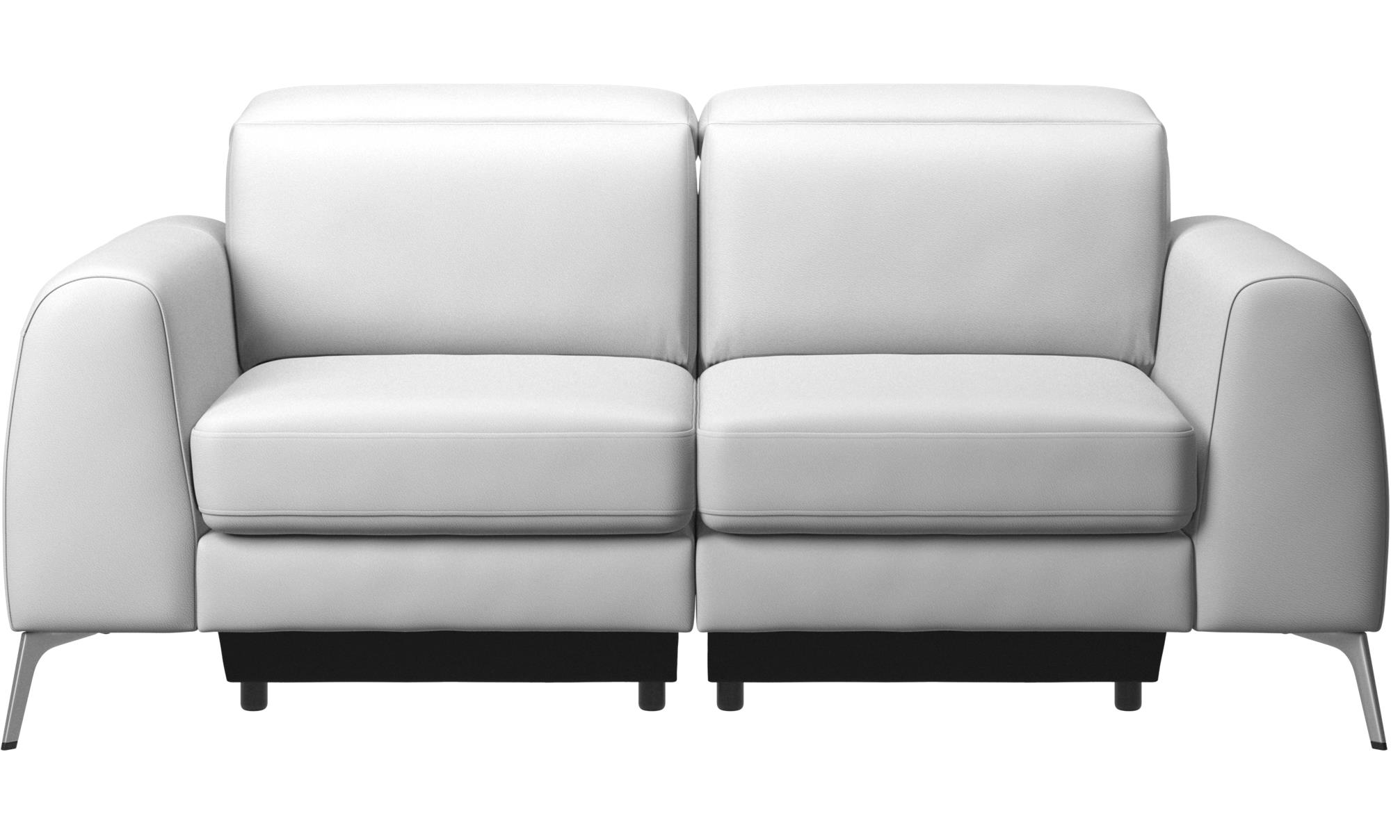 2 seater sofas madison sofa with adjustable headrest boconcept - Sofas de dos colores ...