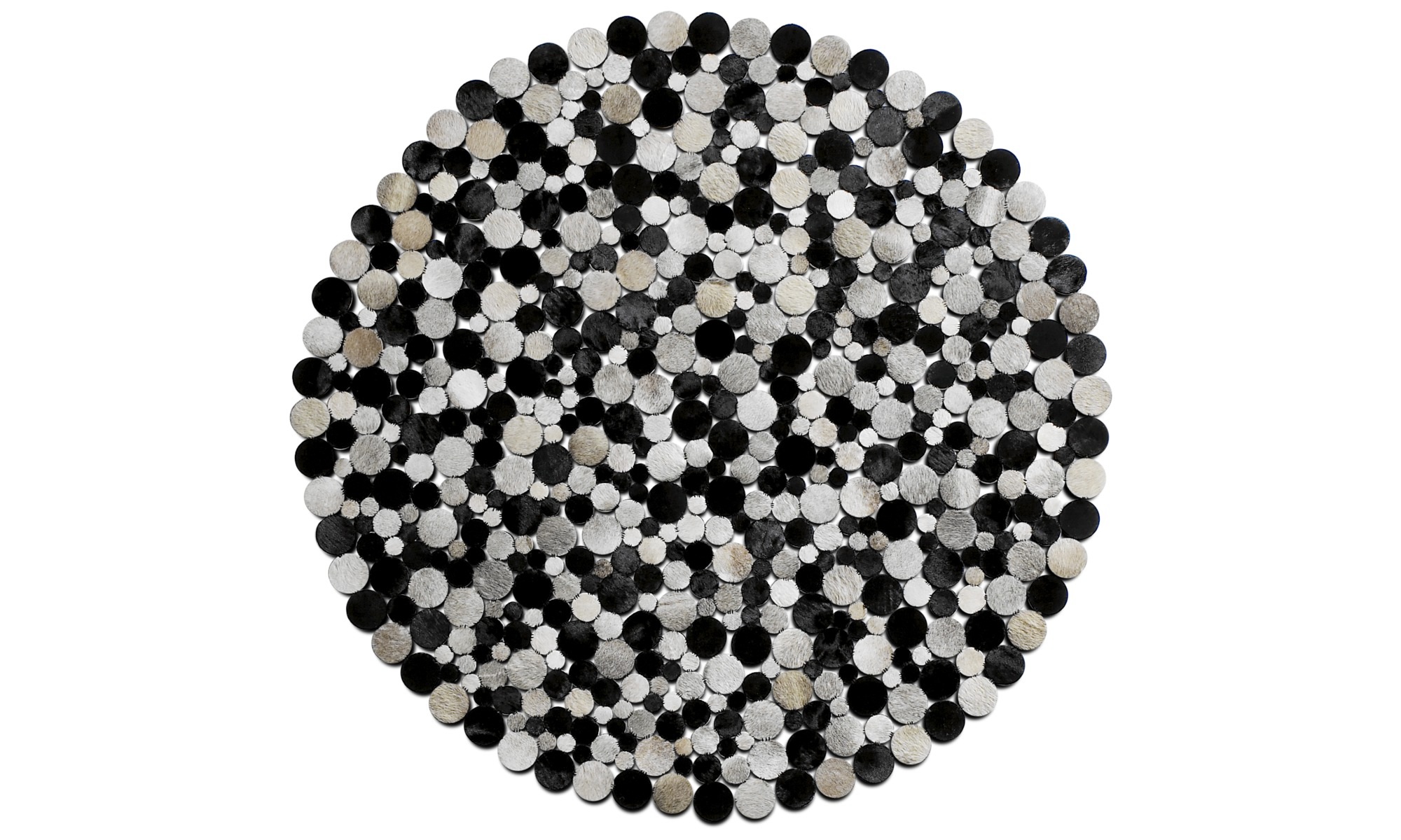 tapis en cuir tapis rondo boconcept. Black Bedroom Furniture Sets. Home Design Ideas