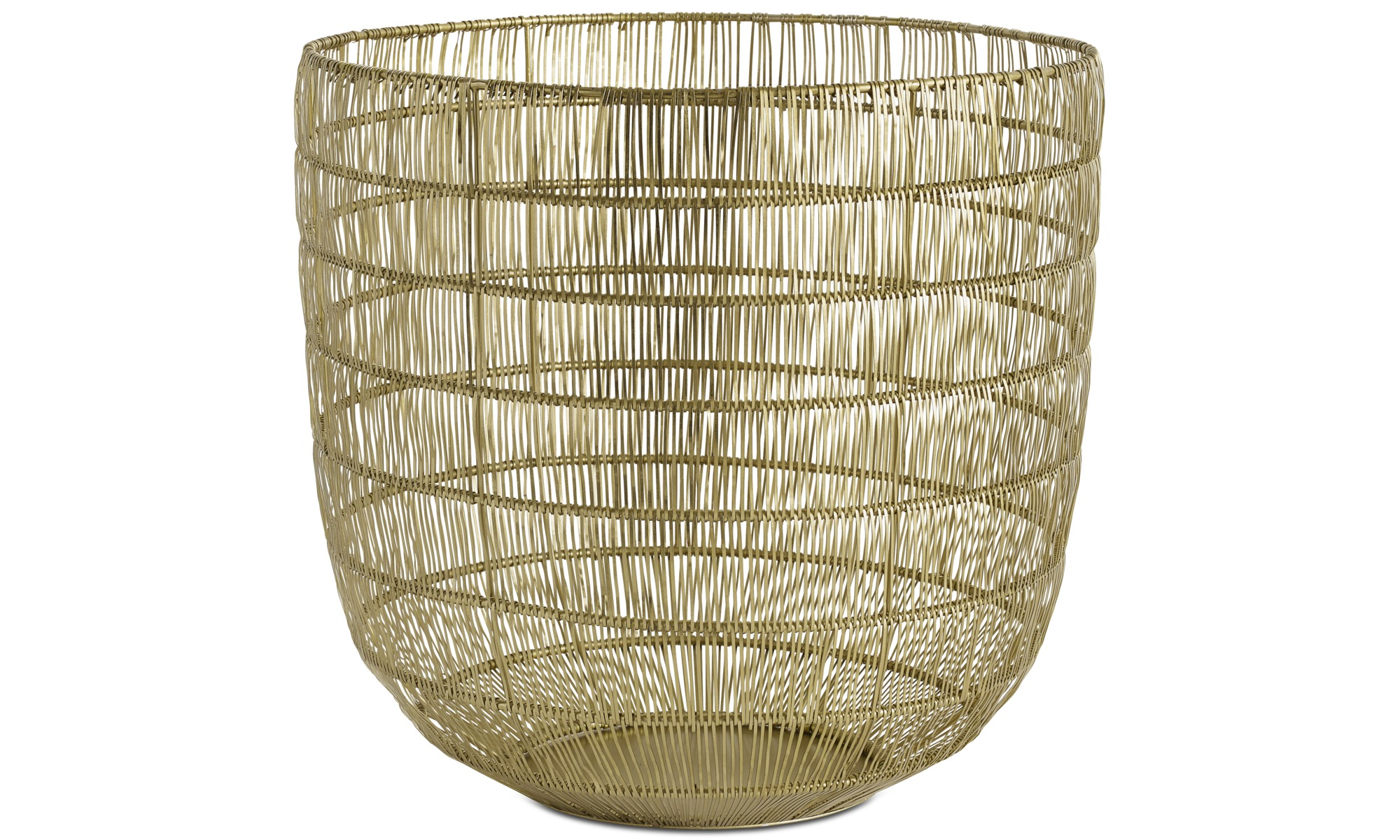 Small storage - Shining wire basket - BoConcept