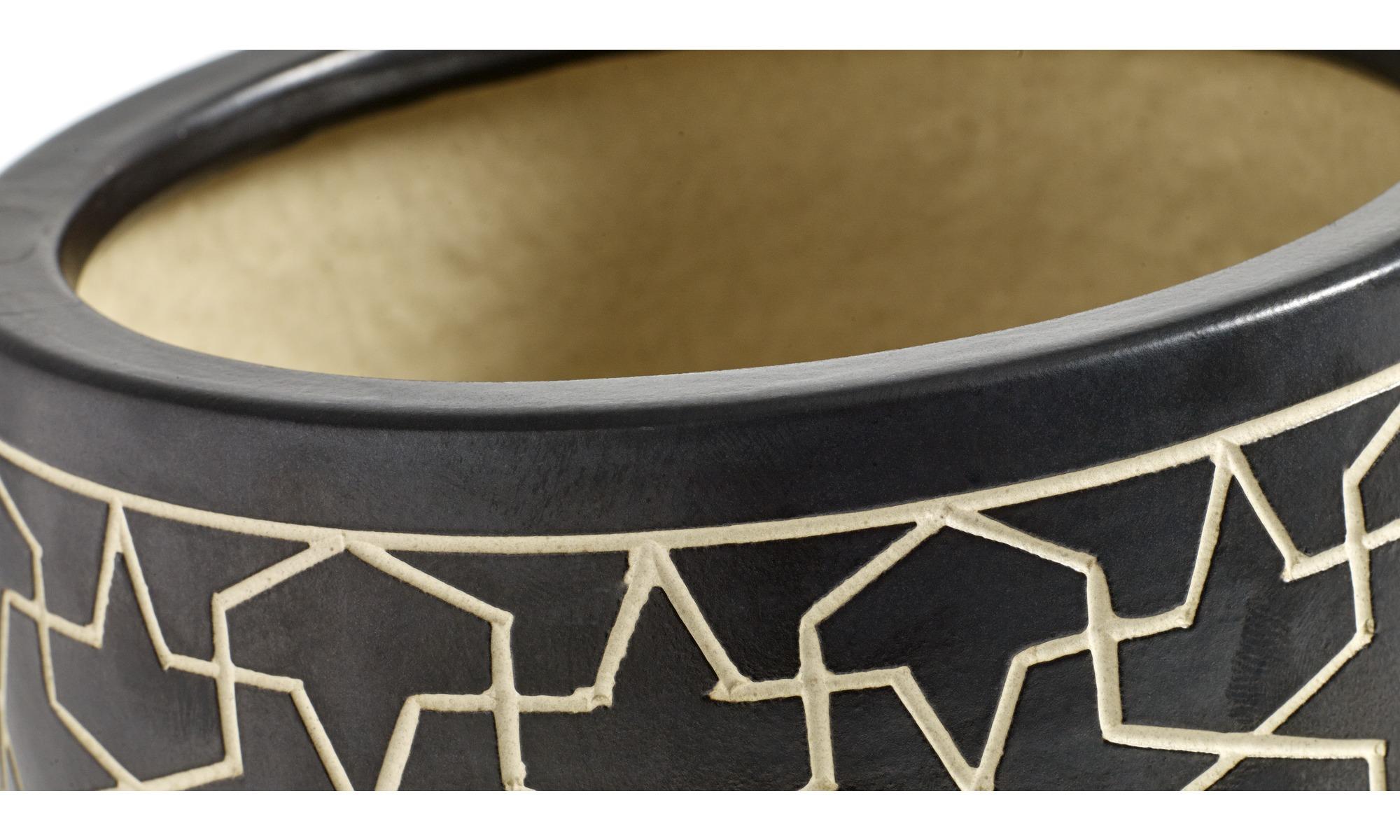 Vases ethnic vase boconcept vases ethnic vase black ceramic reviewsmspy