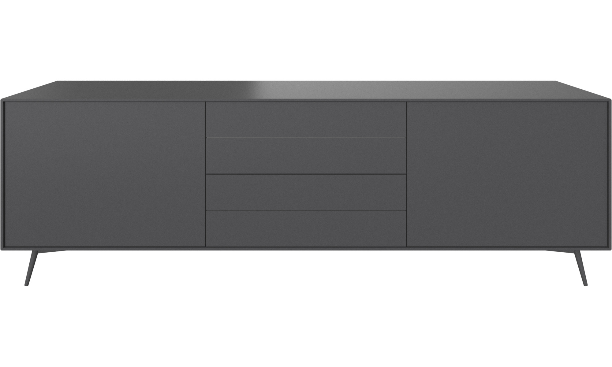 sideboards fermo sideboard boconcept. Black Bedroom Furniture Sets. Home Design Ideas