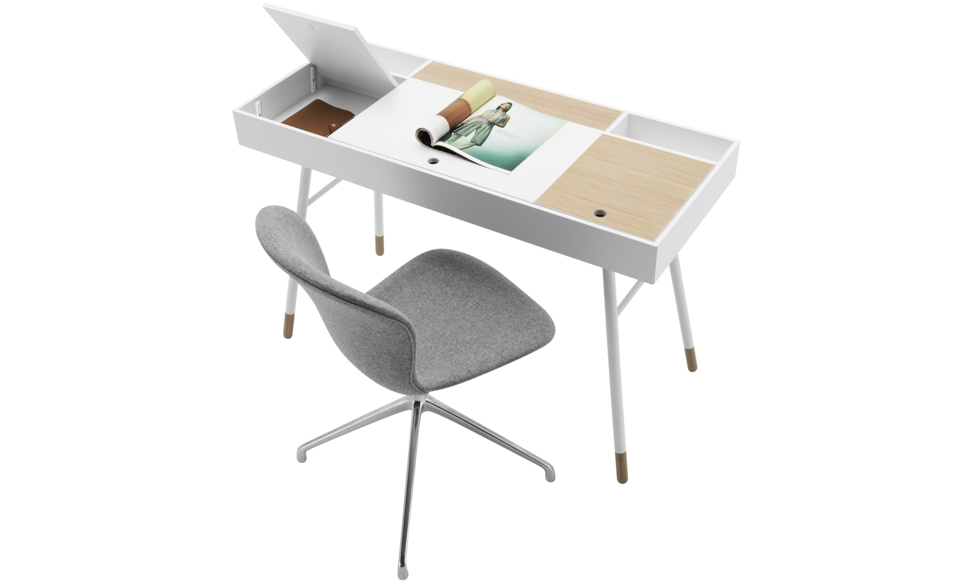 bureau boconcept bureau boconcept wish list deco pinterest boconcept cupertino desk. Black Bedroom Furniture Sets. Home Design Ideas