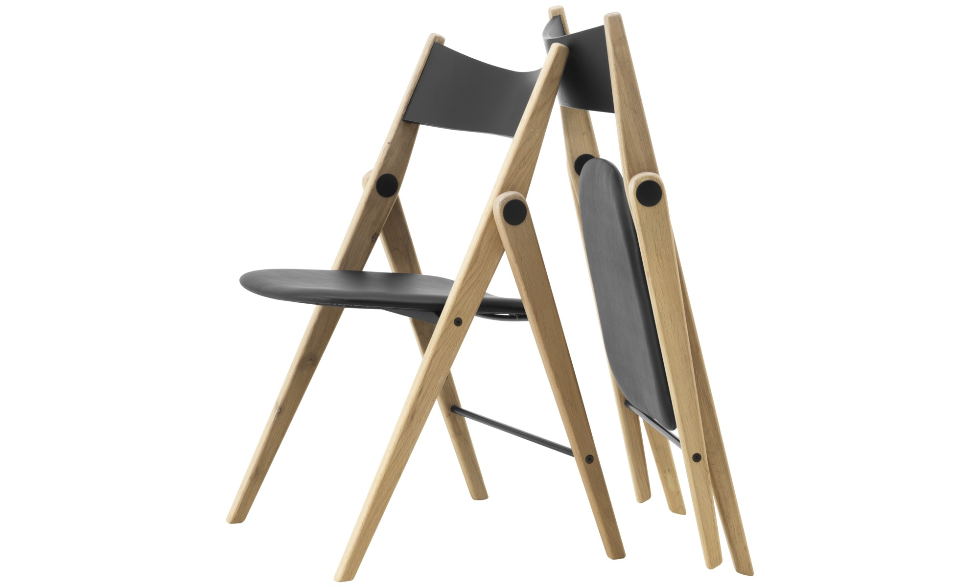 Dining chairs Oslo folding chair BoConcept