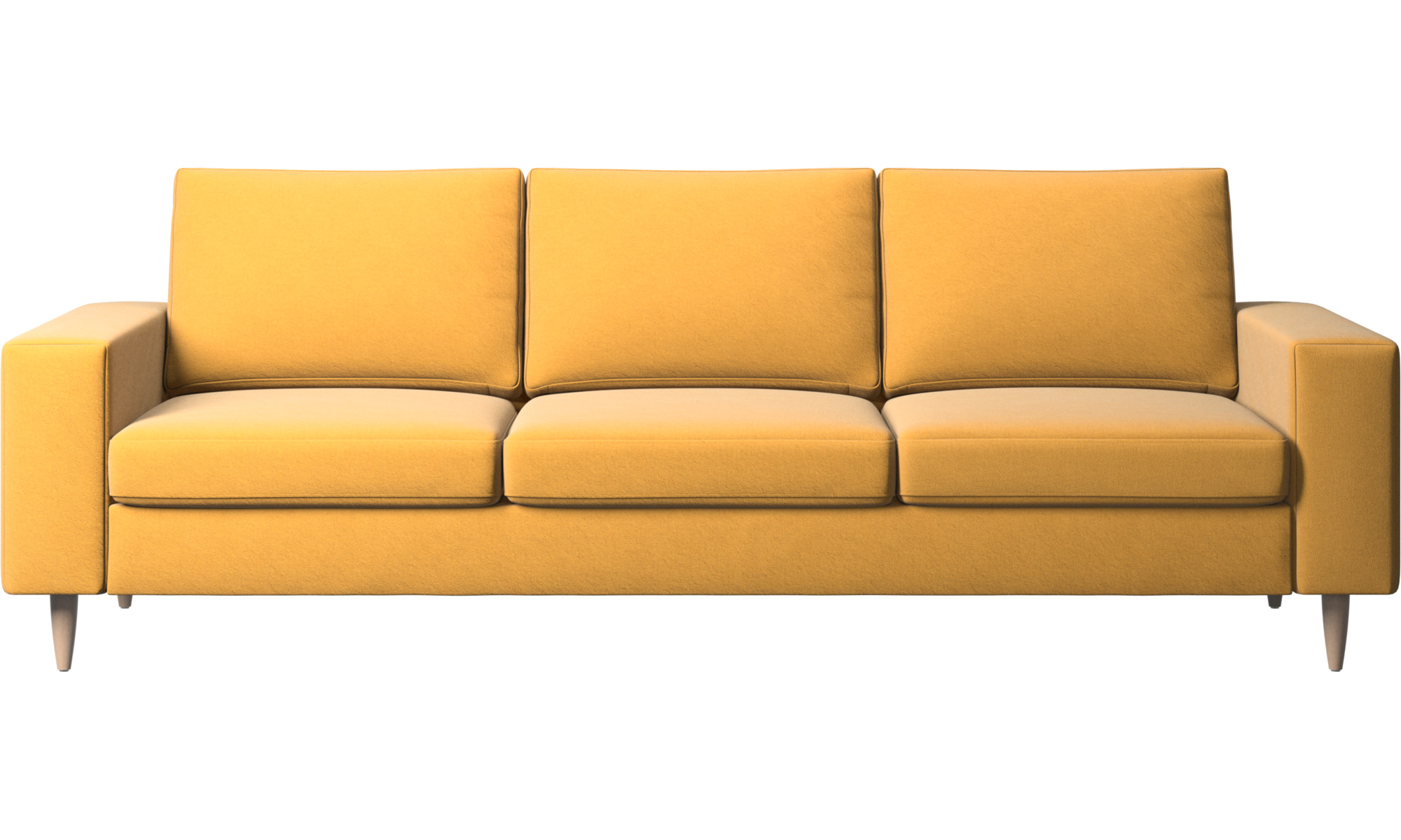 Yellow Sofas Boconcept