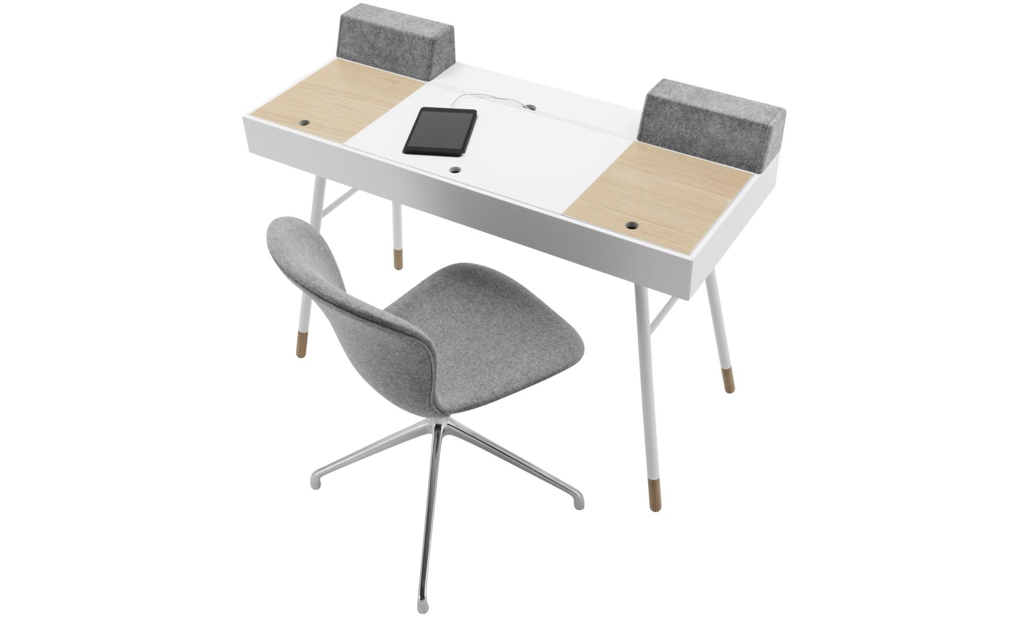 desks cupertino desk boconcept. Black Bedroom Furniture Sets. Home Design Ideas