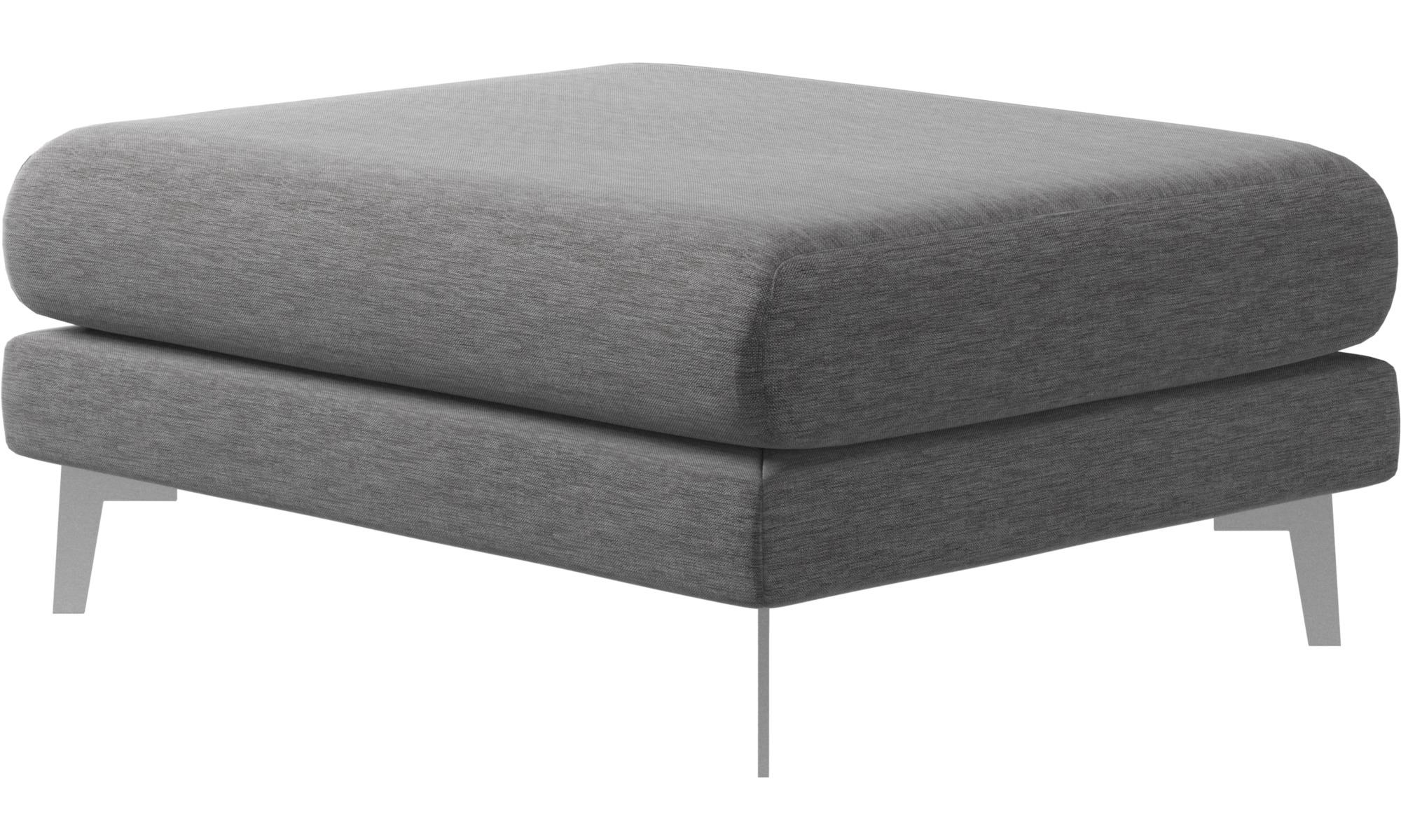 footstools fargo ottoman boconcept. Black Bedroom Furniture Sets. Home Design Ideas