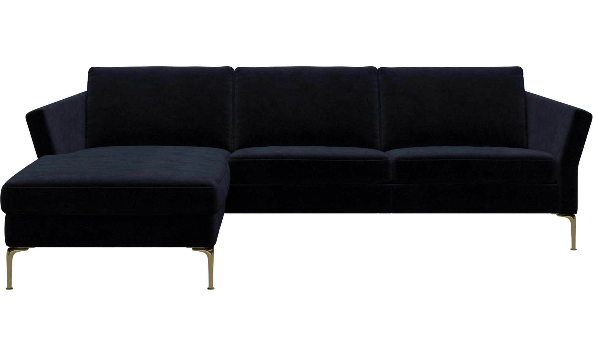 Chaise Lounge Sofas Mille 2 5 Seaters With Longue Sofa