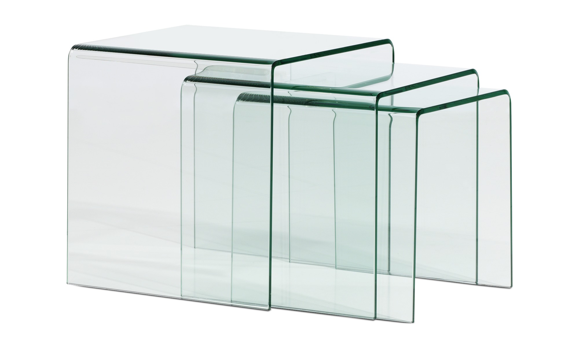 Coffee tables Adria nesting tables BoConcept