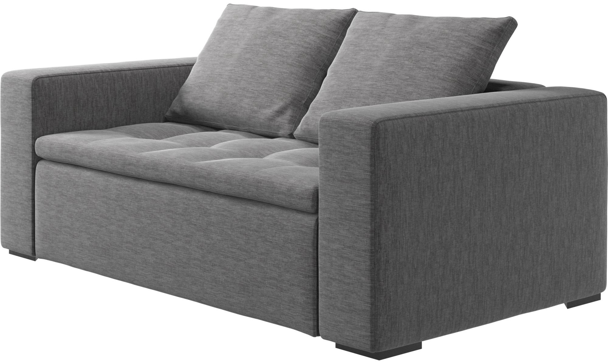 2 seater sofas mezzo sofa boconcept. Black Bedroom Furniture Sets. Home Design Ideas