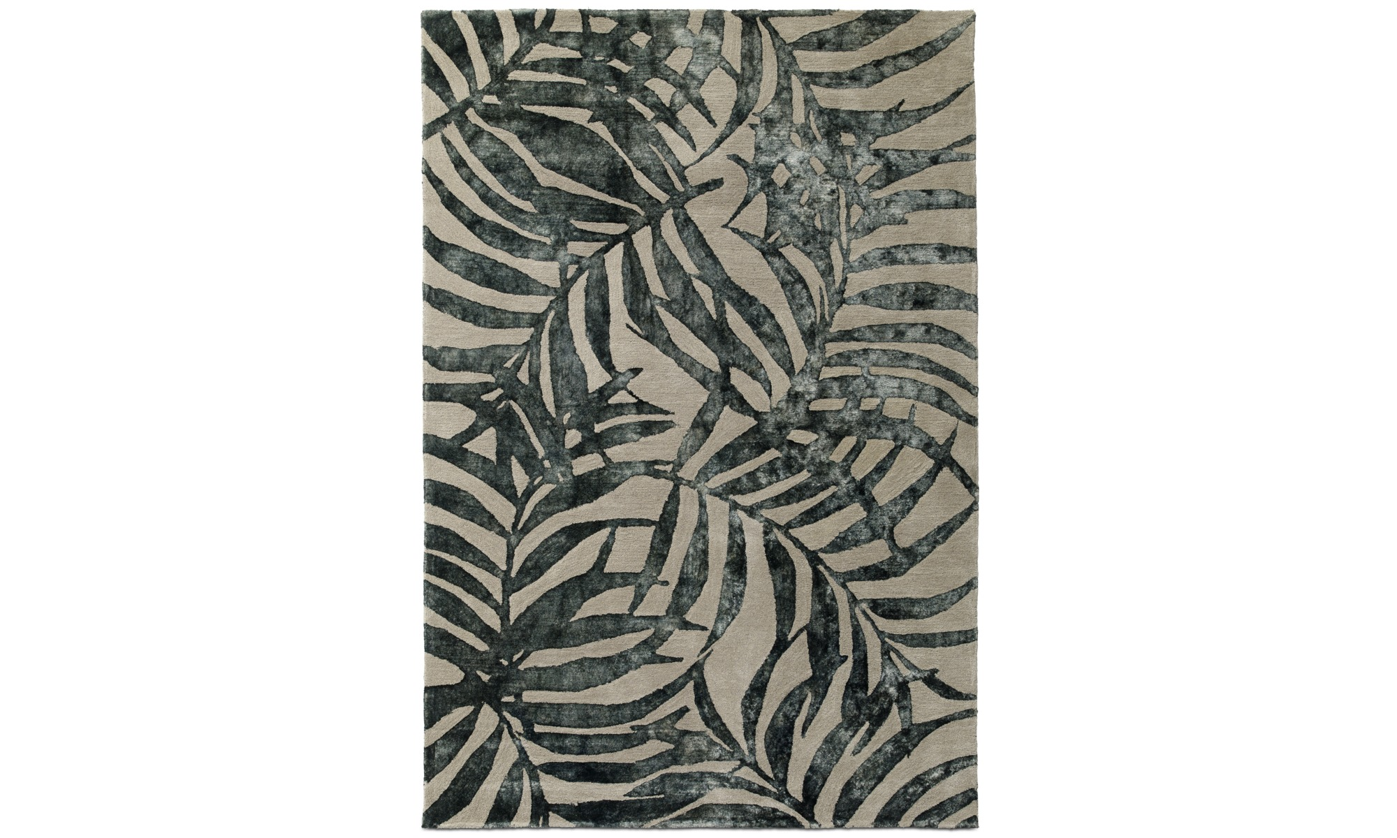 Rugs - Dax rug - rectangular - Grey - Fabric