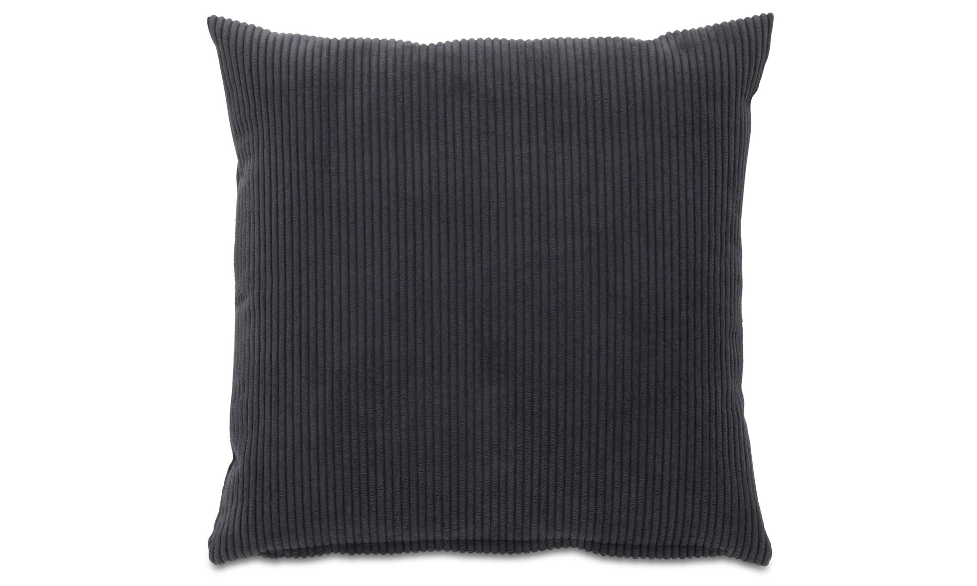 Cushions - Cord cushion - Grey - Fabric