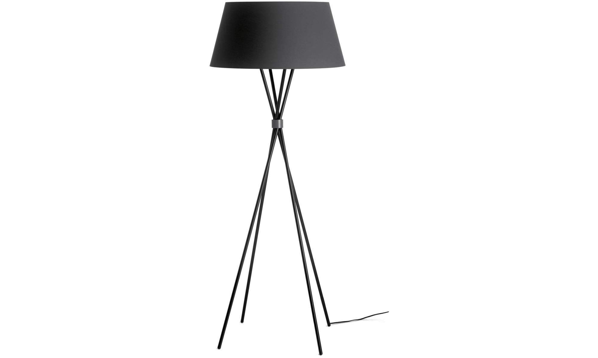 Lampen - Main vloerlamp - Metaal