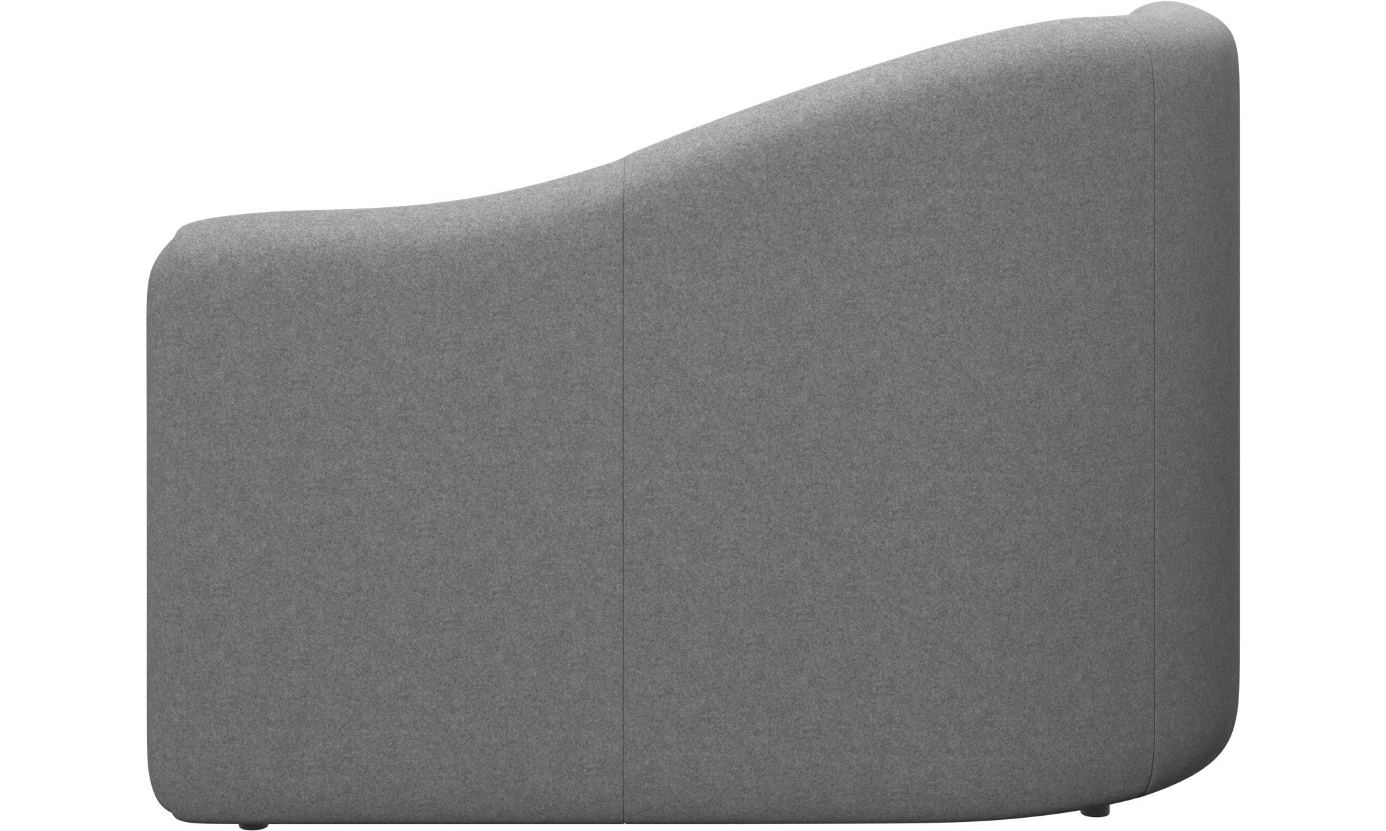 Modulare Sofas - Ottawa 1,5-Sitzer rechte Armlehne - BoConcept