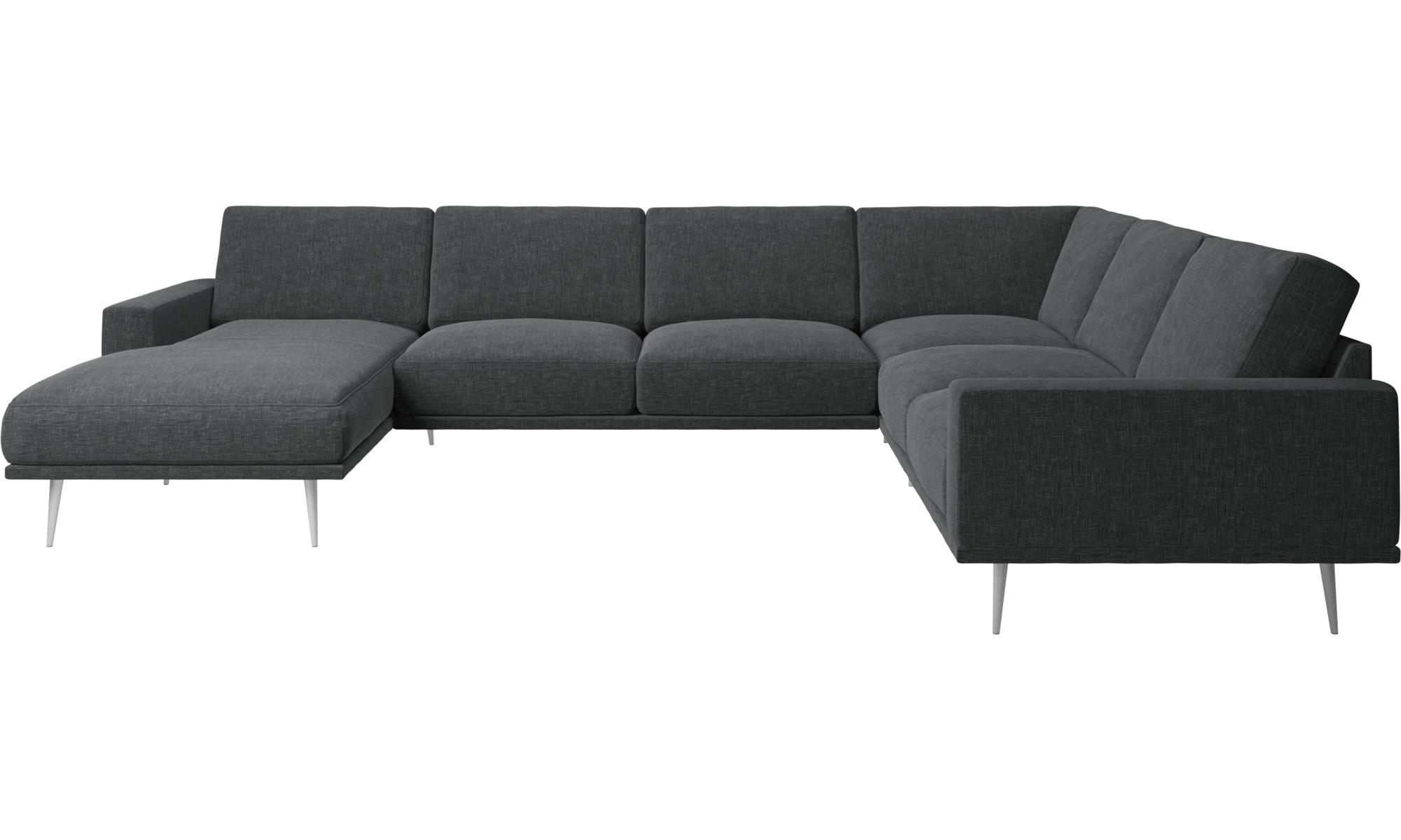 canap s avec chaise longue canap d 39 angle carlton avec. Black Bedroom Furniture Sets. Home Design Ideas