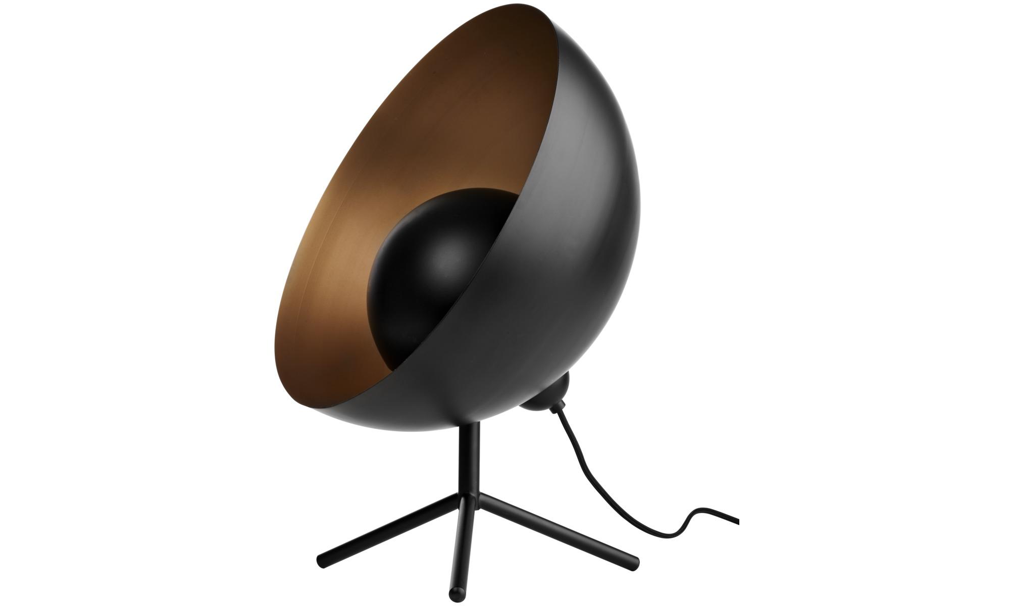 Lampy - Lampa stołowa Satellite - Czarny - Metal