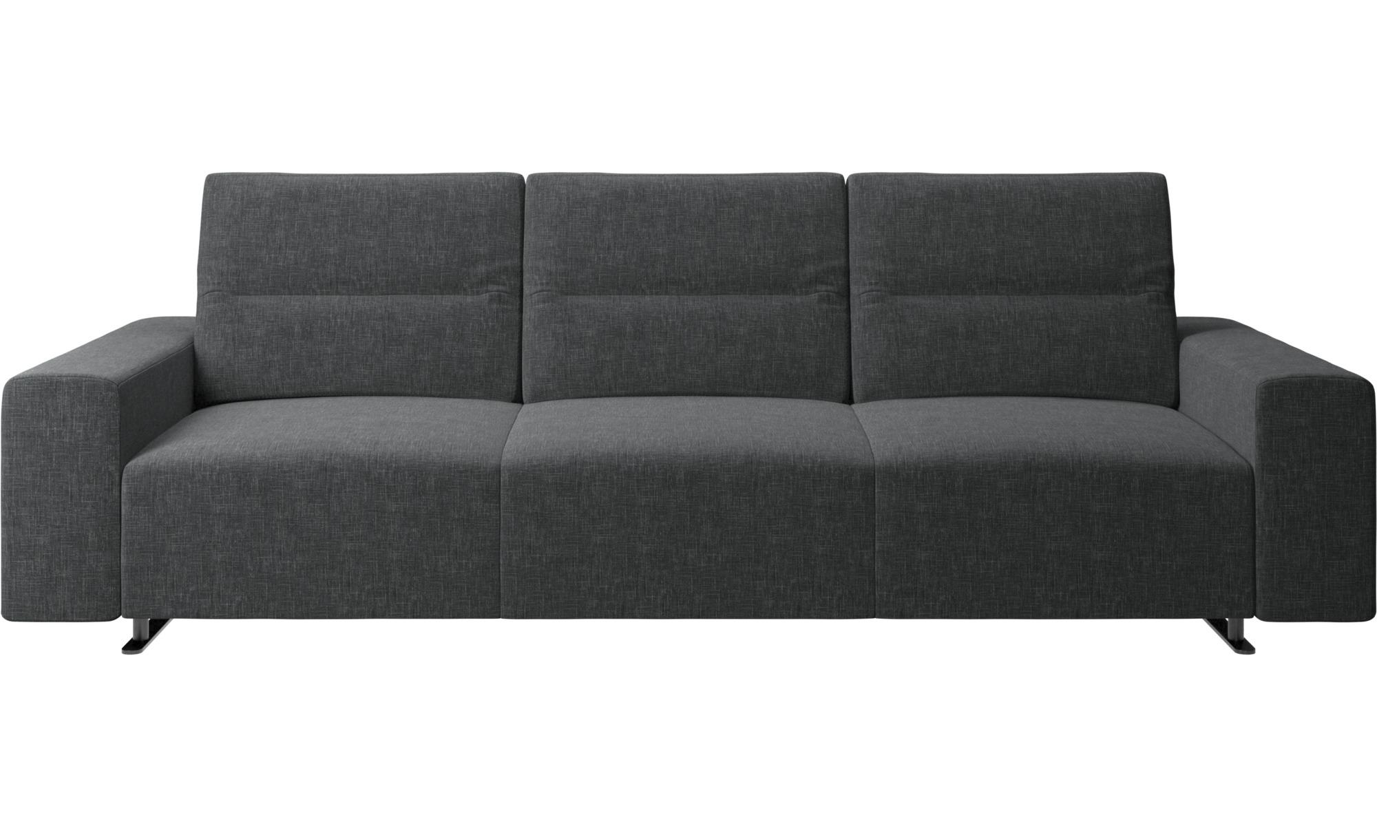 3 Sitzer Sofas Hampton Sofa Mit Verstellbarer Rückenlehne Und