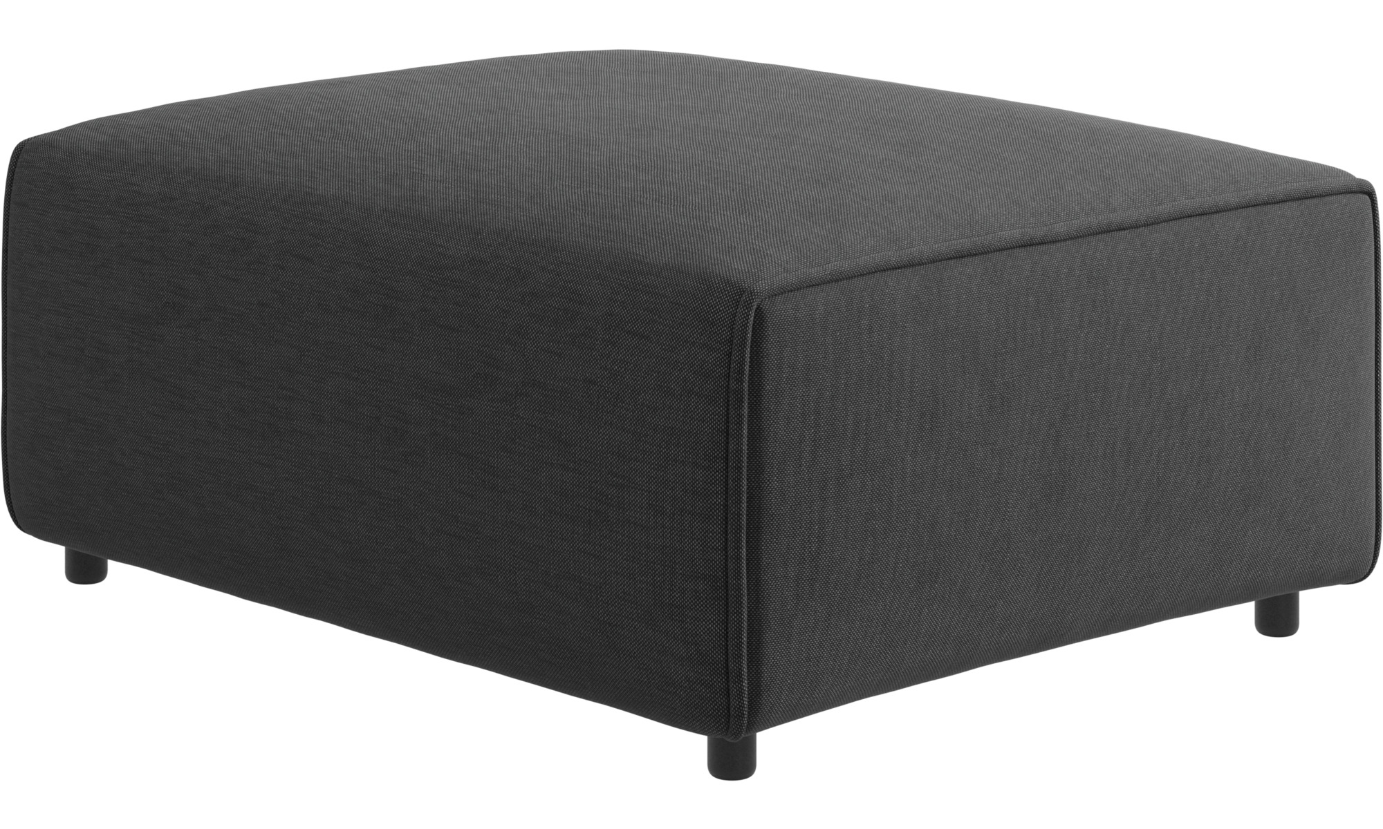 footstool carmo footstool boconcept. Black Bedroom Furniture Sets. Home Design Ideas