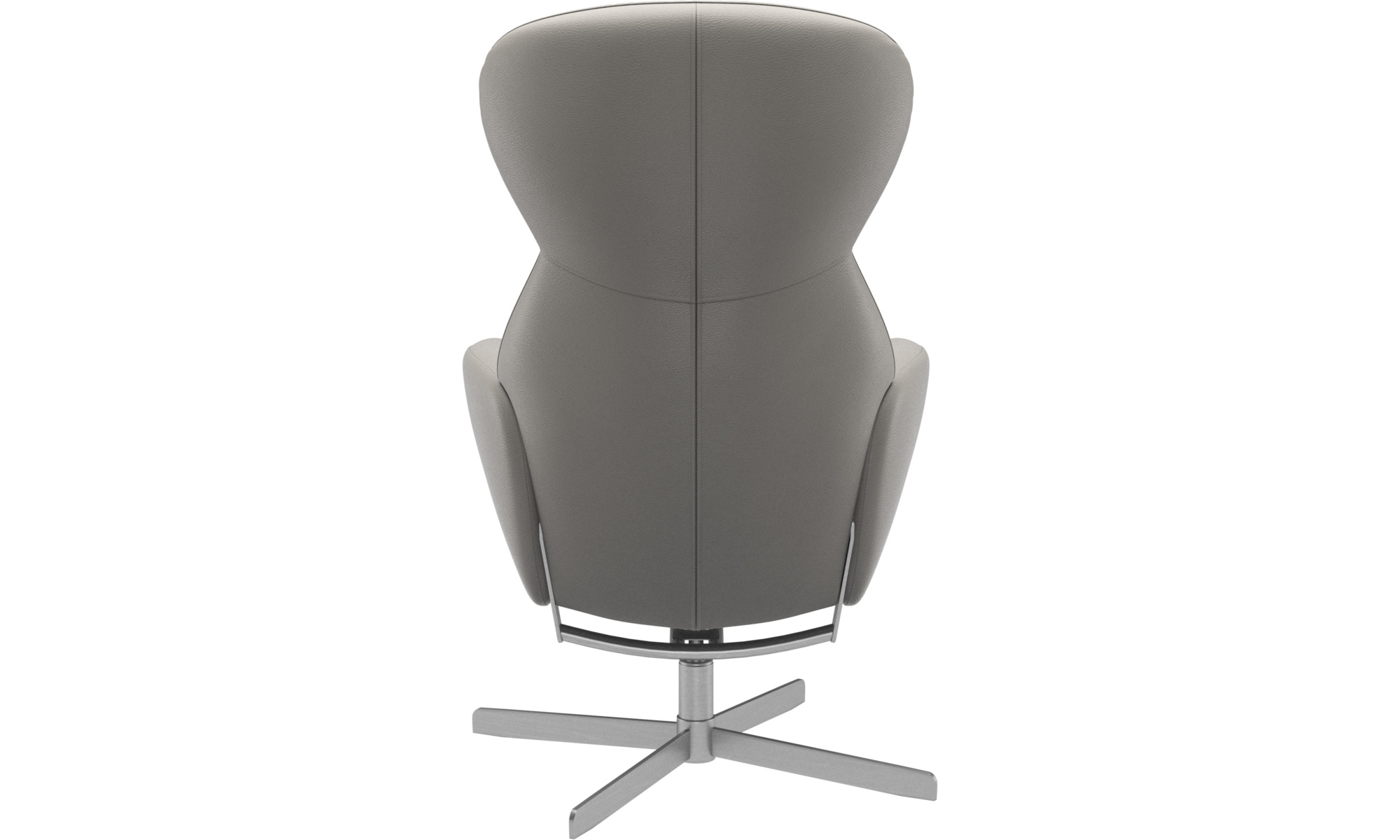 ... Athena chair with reclining back function and swivel base - BoConcept