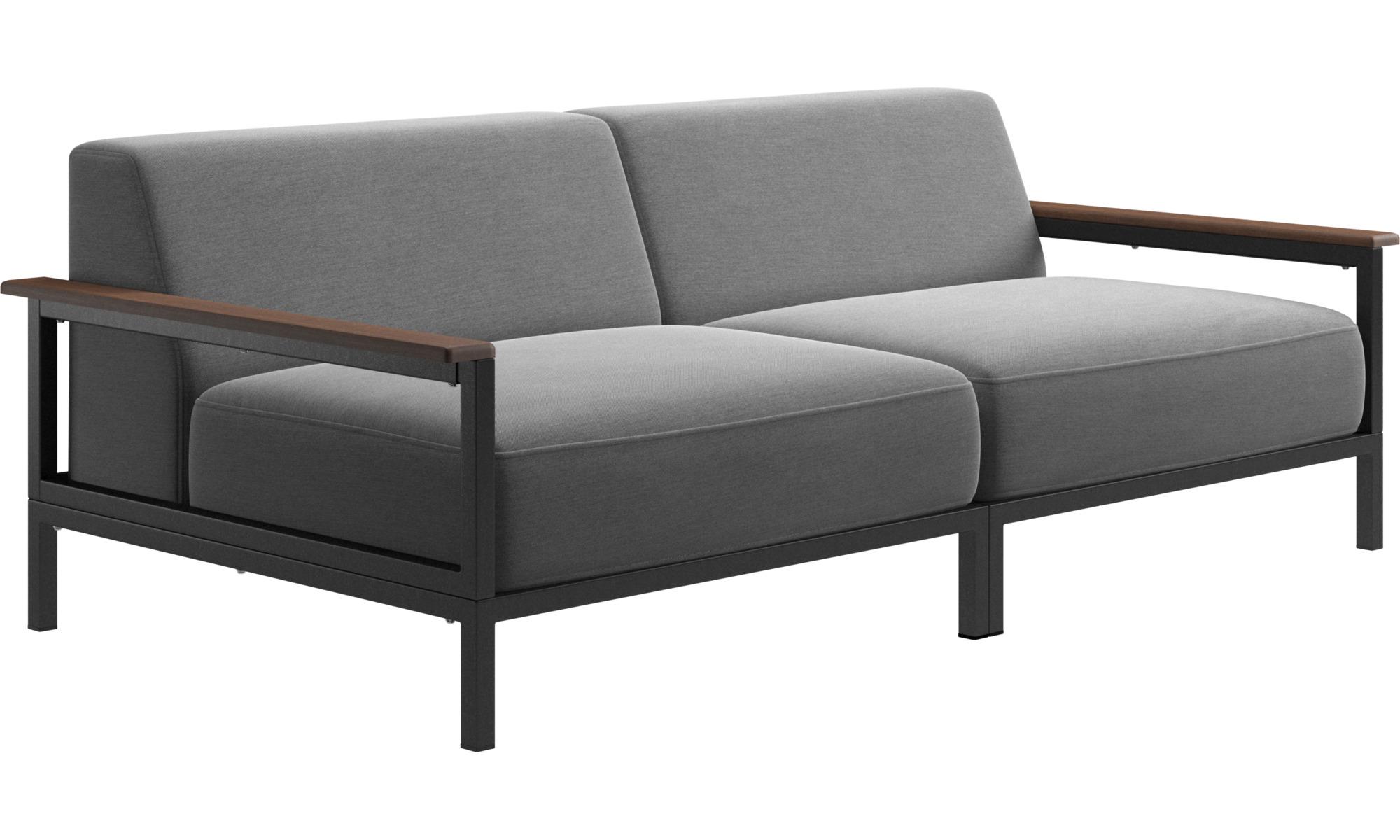Sof s de exteriores sof de exteriores rome boconcept - Sofas para exterior ...